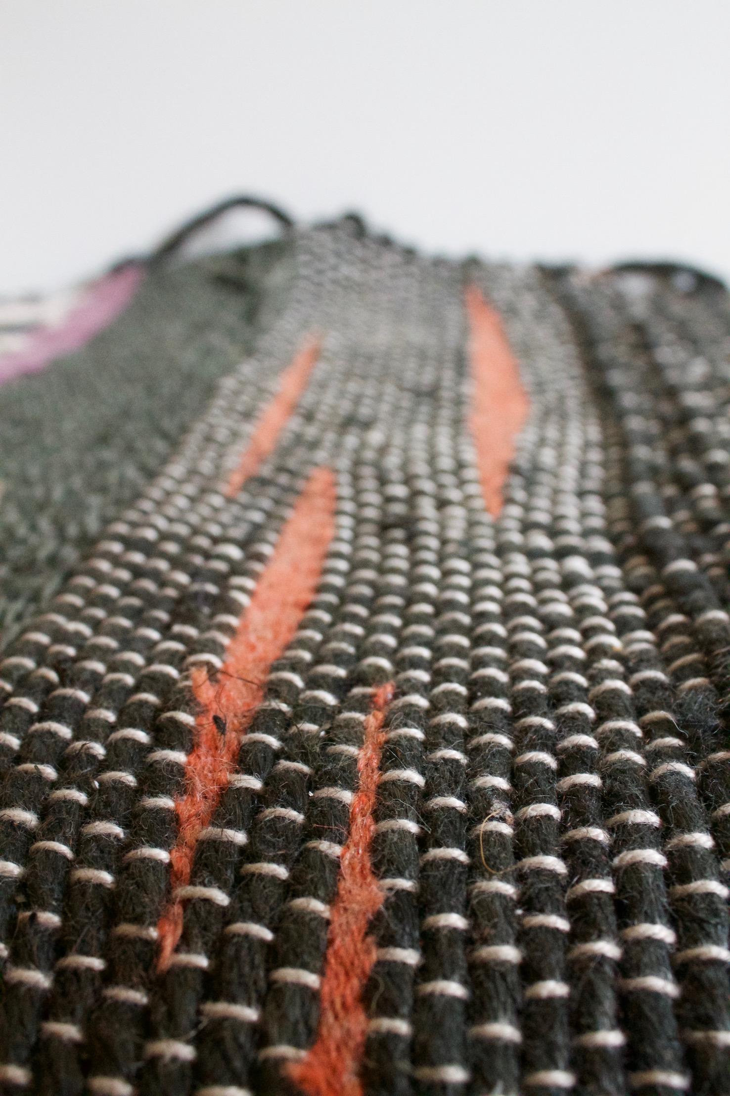 Nyssamtextiles Rug sample plain weave 2
