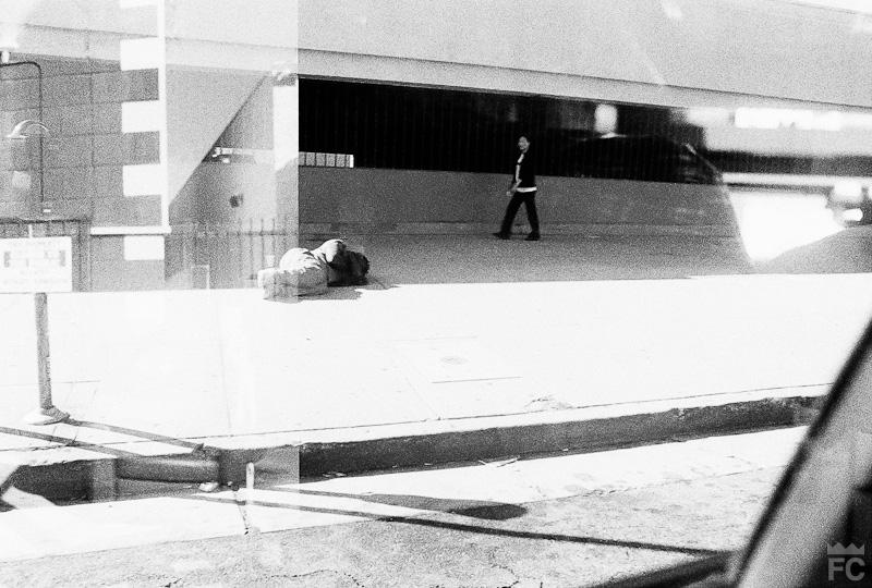 SleepEverywhere   35mm   Frankie C-