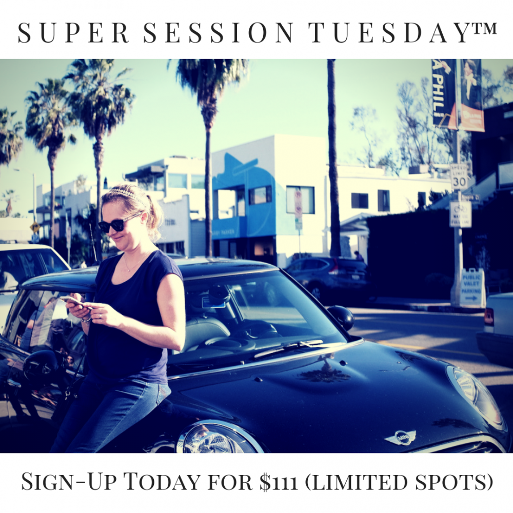 Super Session Tuesday