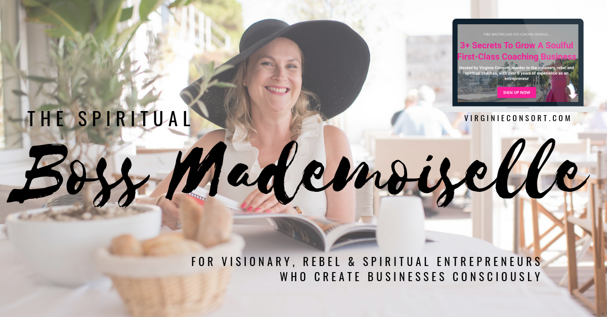 Join our growing community, The Spiritual #BossMademoiselle