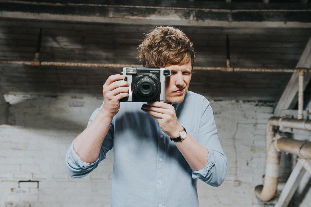 Field Test: Fujifilm Instax Wide 300 — Luke Holroyd Photography