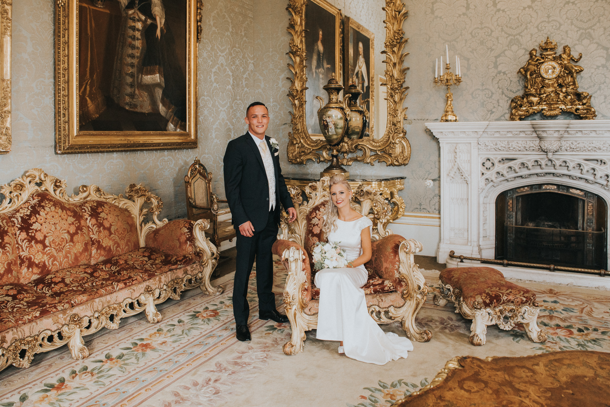 Josh Warrington Wedding