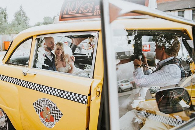 WHERE TO ? 🚕 . . . . #weddingdress #bridedress #bridaldress #weddingwear #bride #bridehair #hairstyles #weddinghair #weddinginspo #pinterestinspo  #bridalwear  #bridetobe #bride2020 #bride2019 #wedding #wedding  #weddingday #weddinginspo #weddinginspiration #weddingteam #yorkshirewedding #weddingmakeup #weddinghair #hairstyles #weddingstyle #bridesmaiddress #documentaryweddingphotography