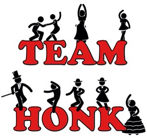 If you're not sure what Team Honk is then it's a group of bloggers, friends and family who are passionate about raising funds for Comic Relief who put a serious amount of fun into fundraising.There's more information over at teamhonk.org