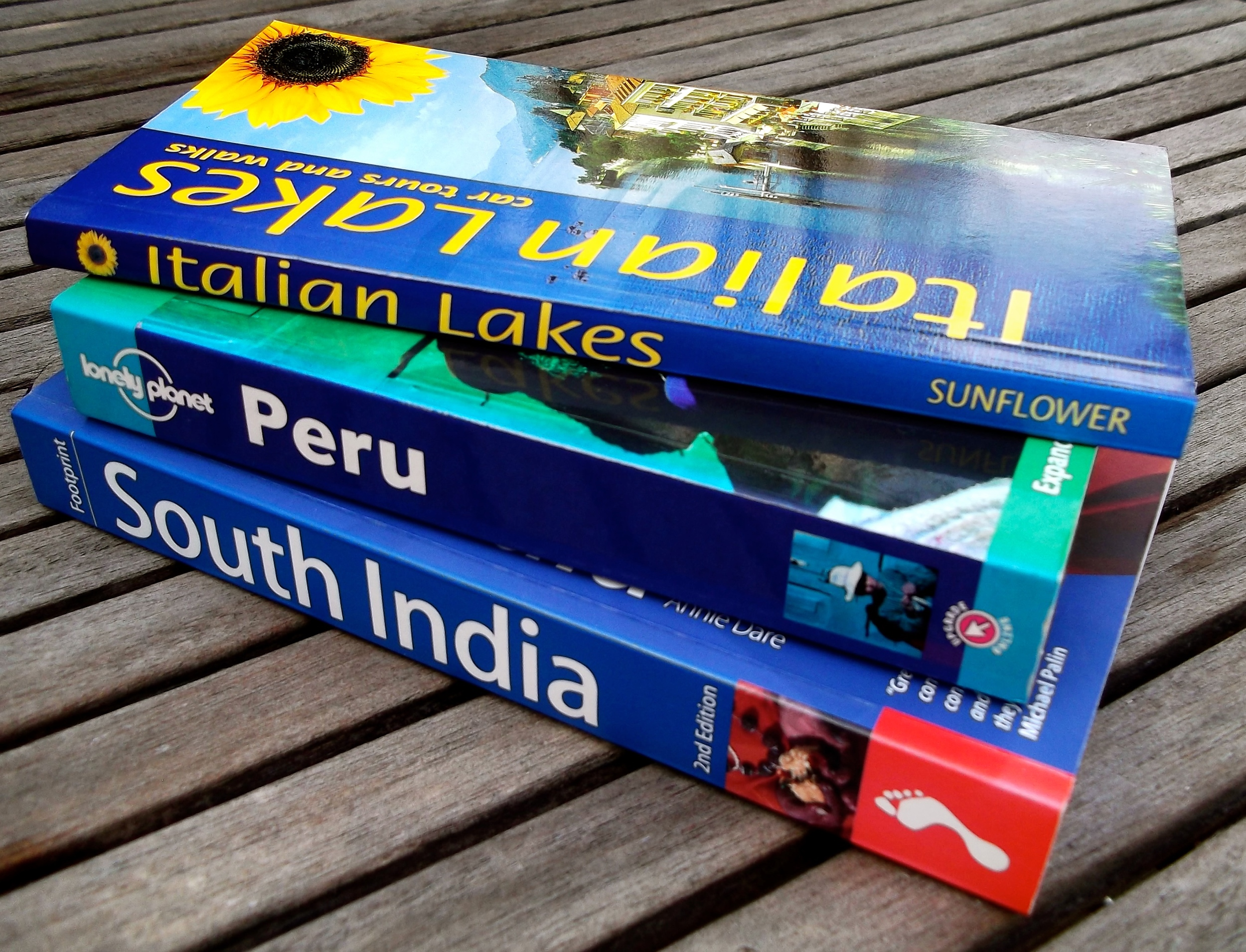 MY TOP 3 DESTINATIONS: KERALA, PERU & THE ITALIAN LAKES