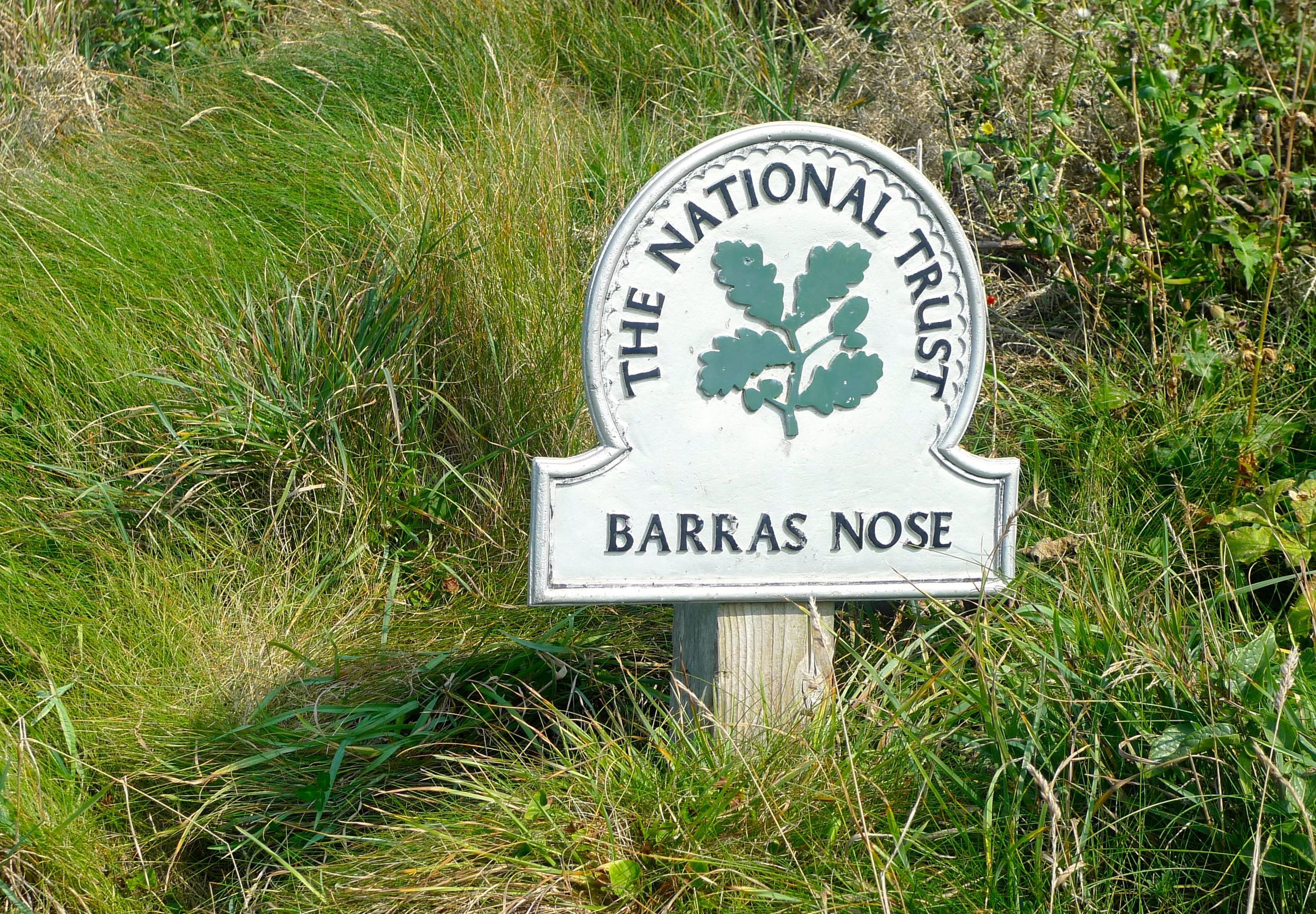 Barras Nose National Trust