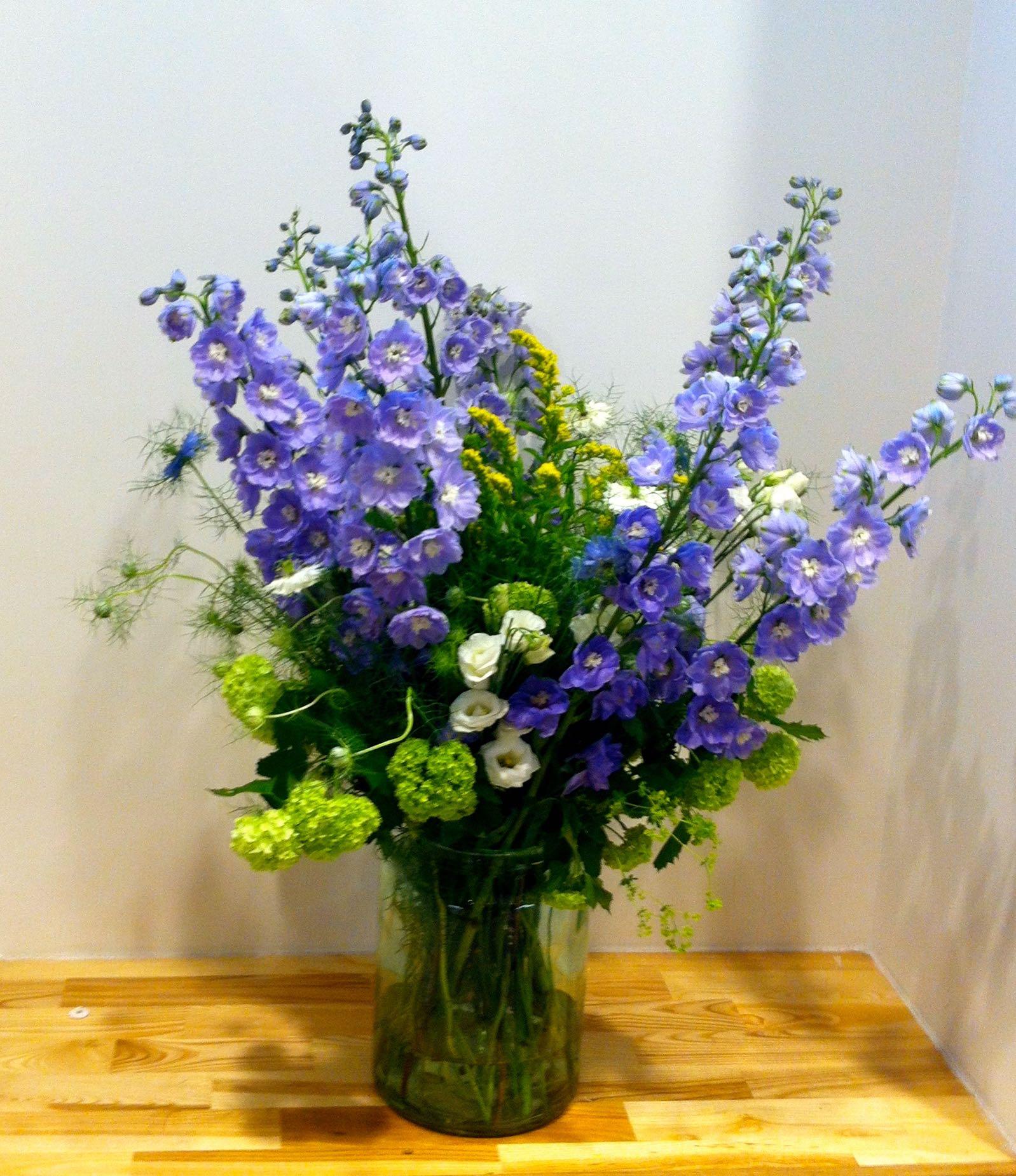 Swedish Midsummer flower arrangement.jpg