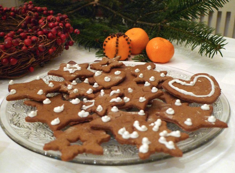 December: Some Christmas baking