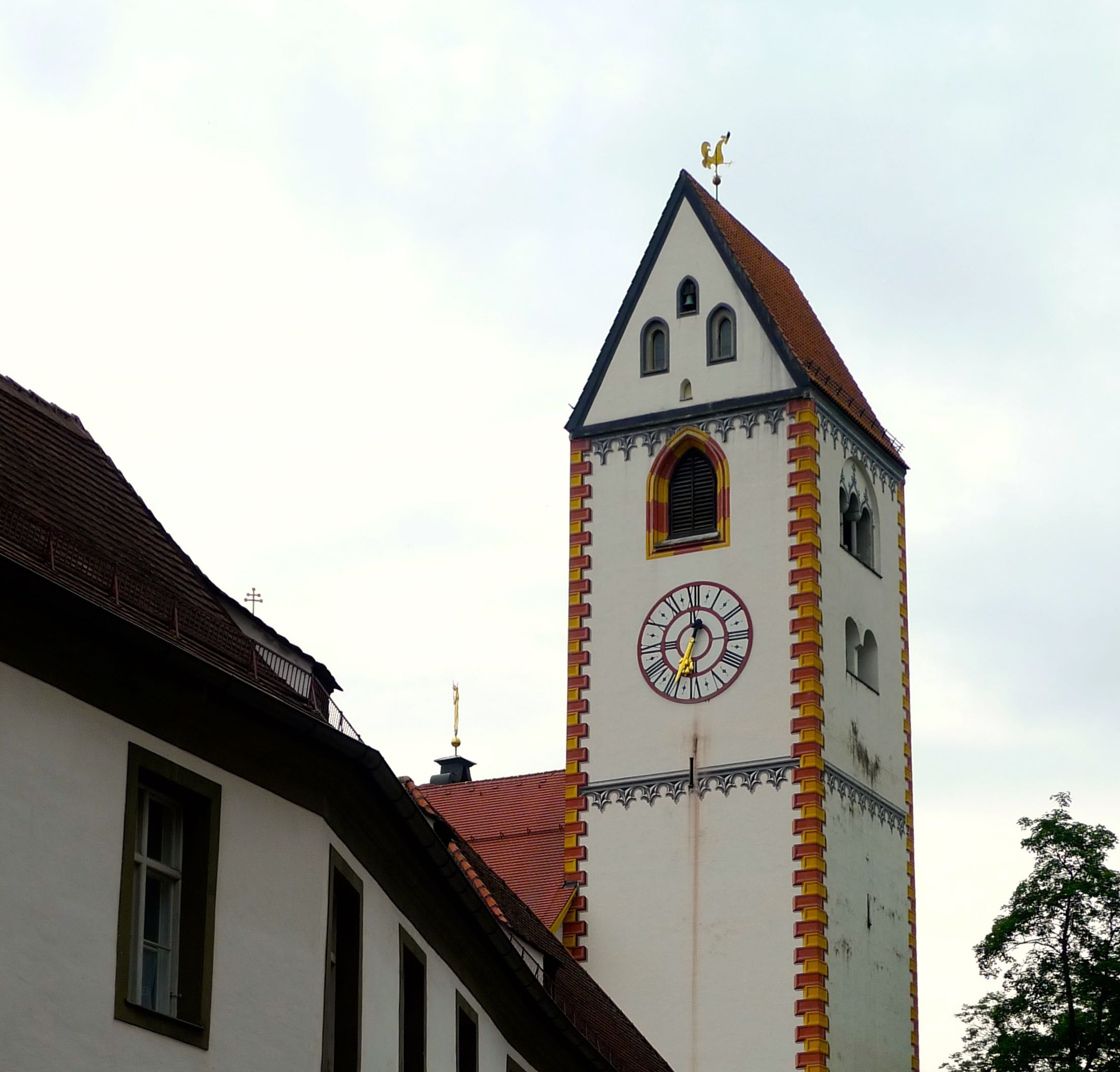 Fussen Clock Tower