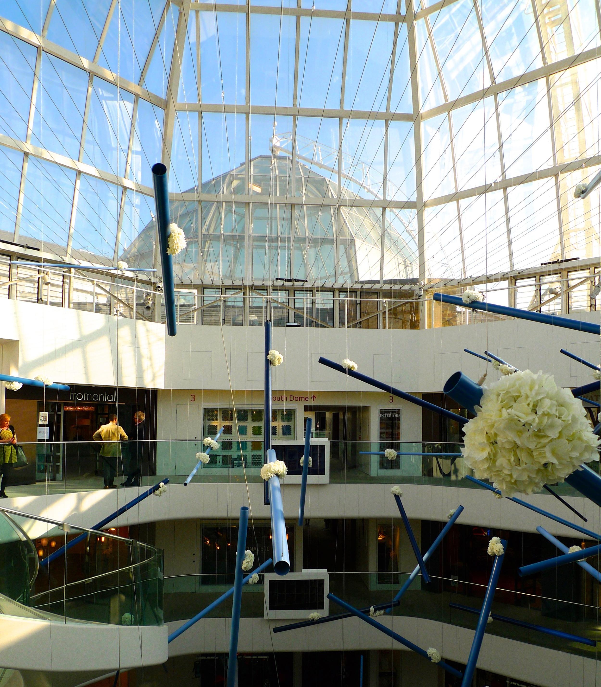 central dome