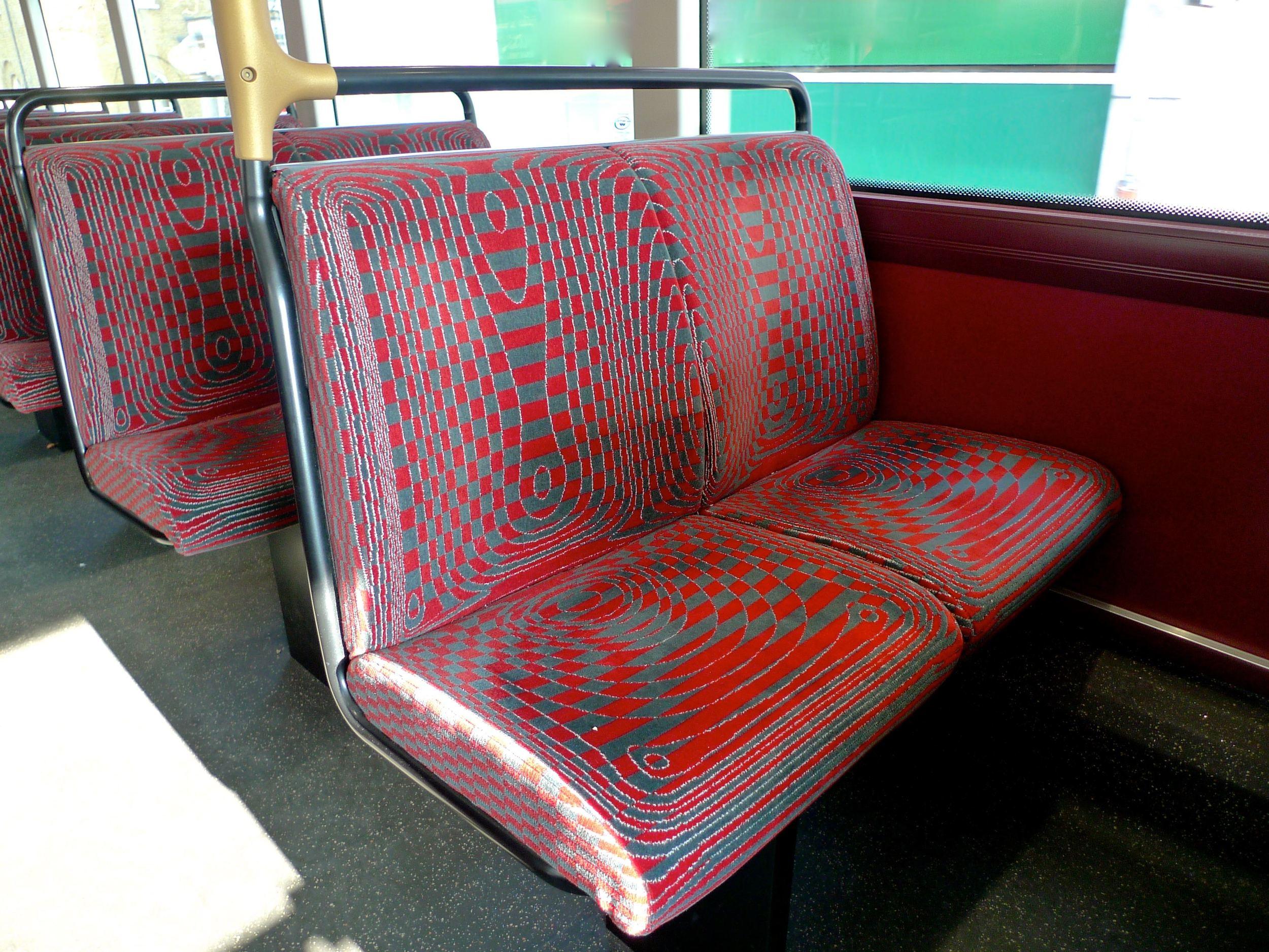 pshycodelic seats