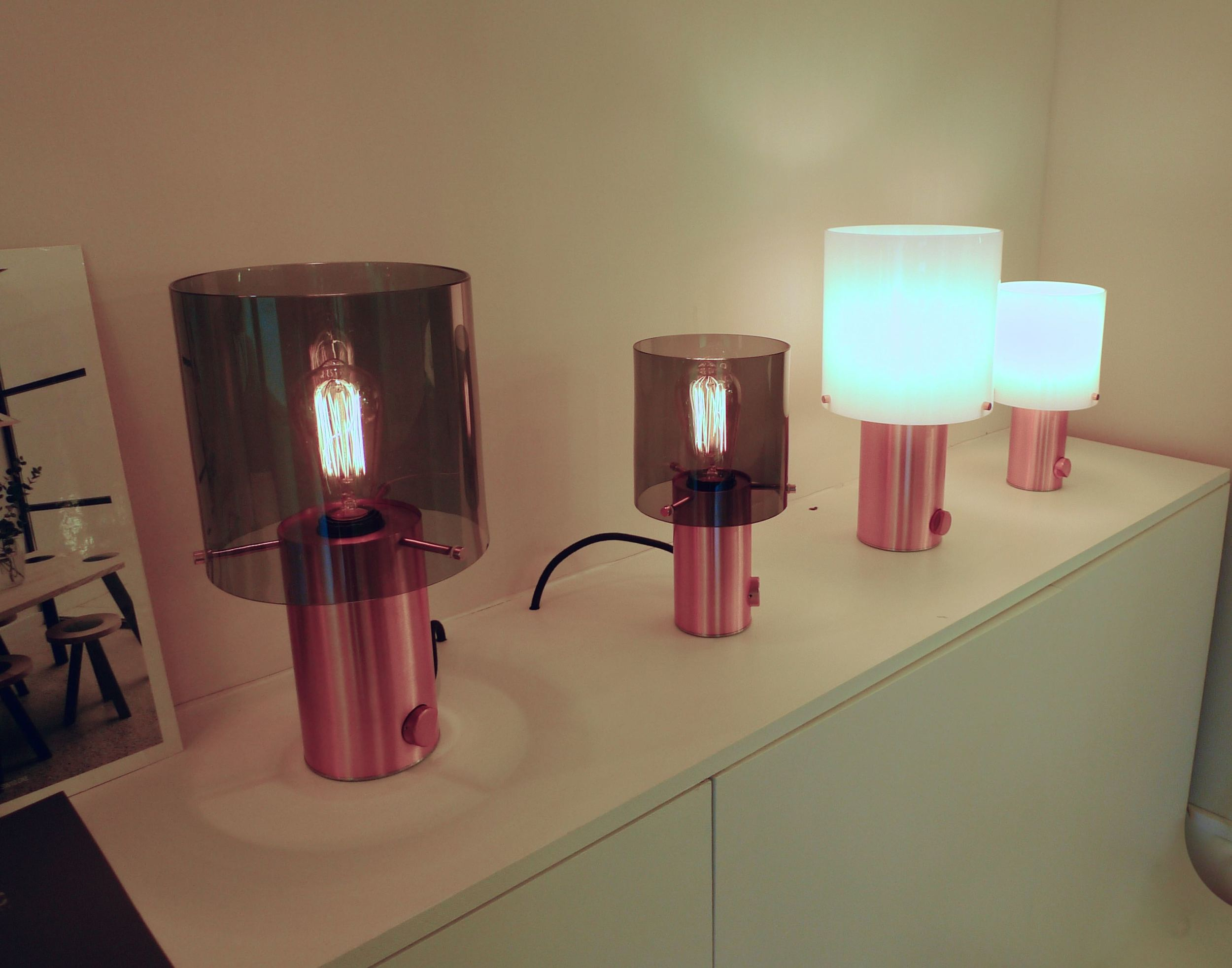 WALTER TABLE LAMPS