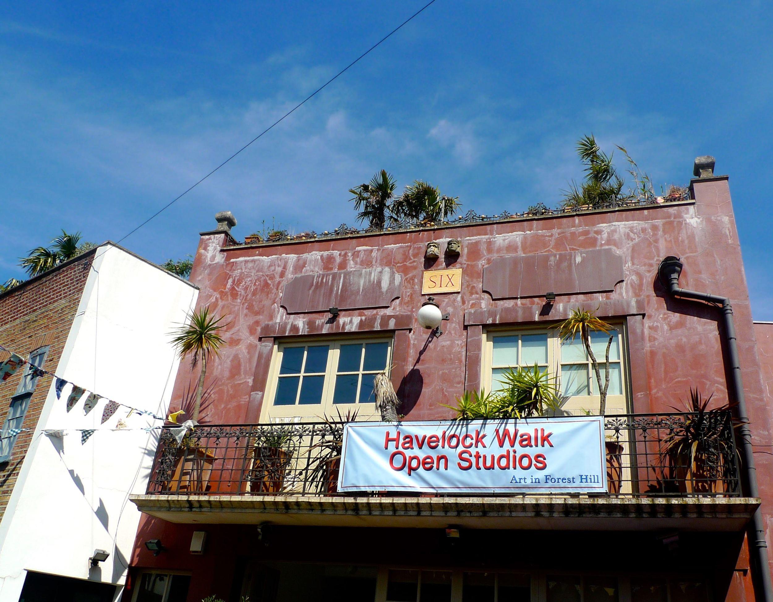 havelock walk open studios forest hill