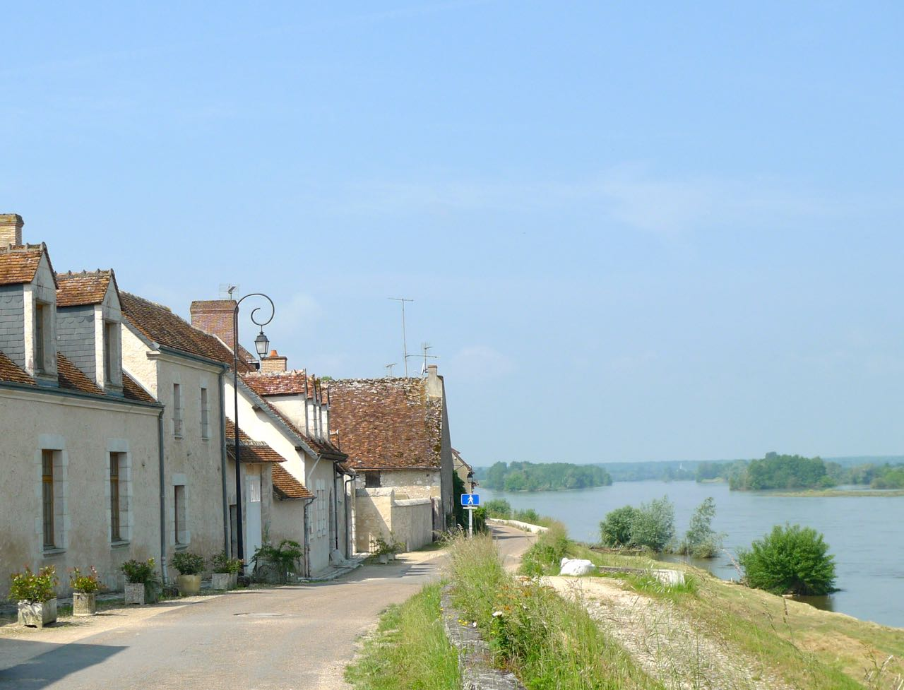 The village of St Dye is pretty and holds a history you wouldn't imagine