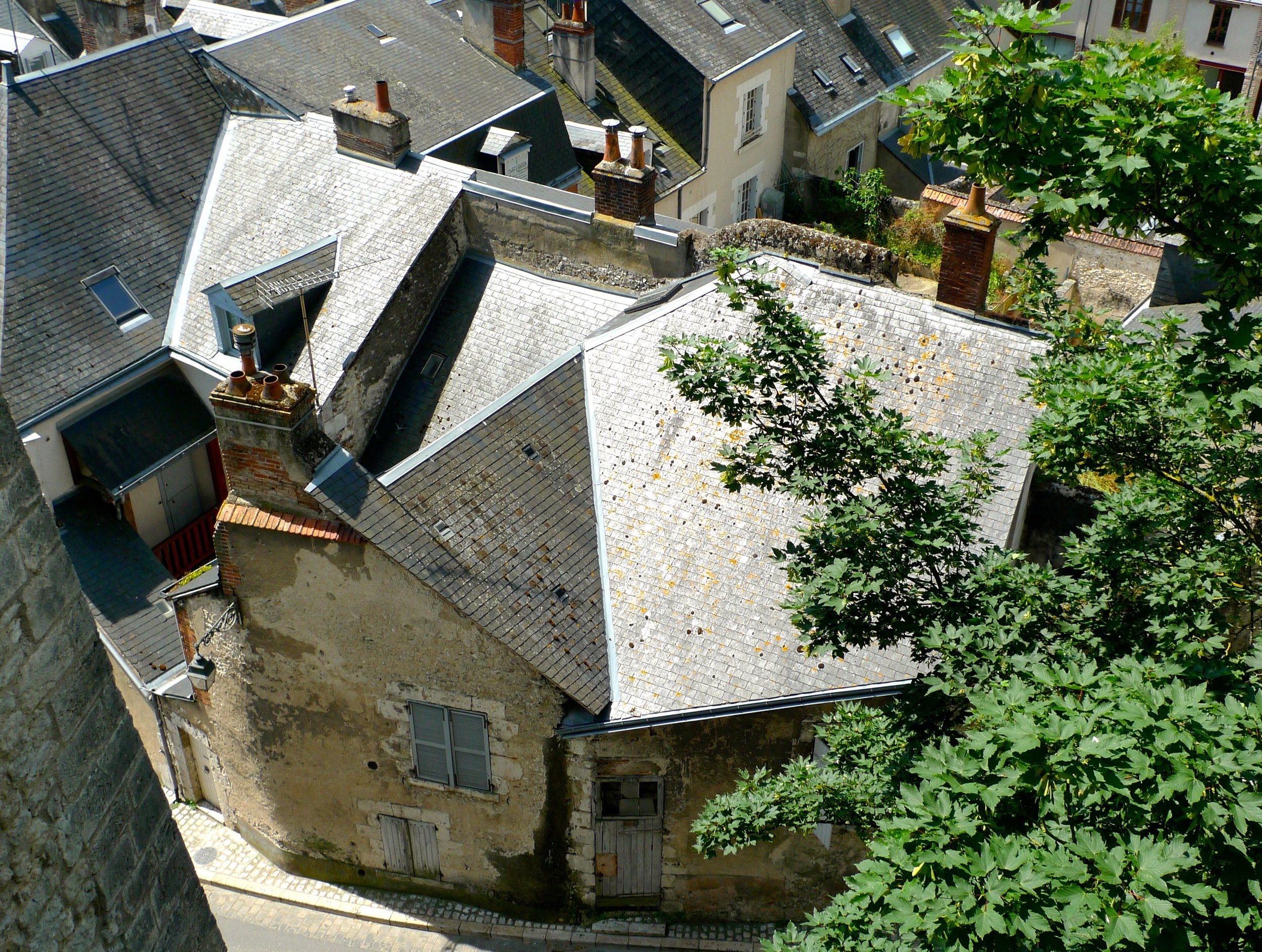 And quirky roofs too