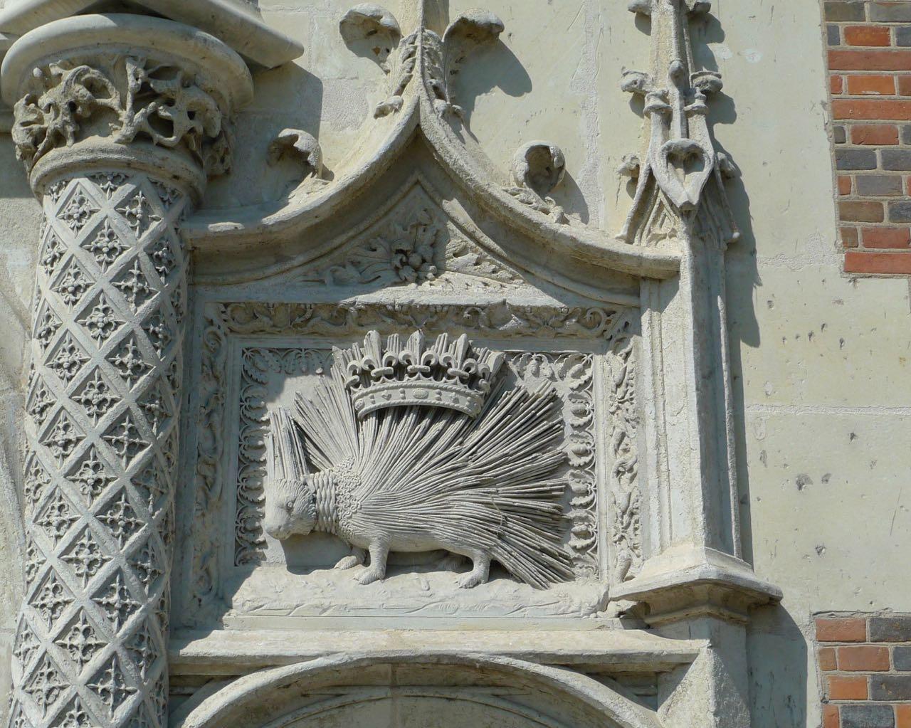 The royal porcupine