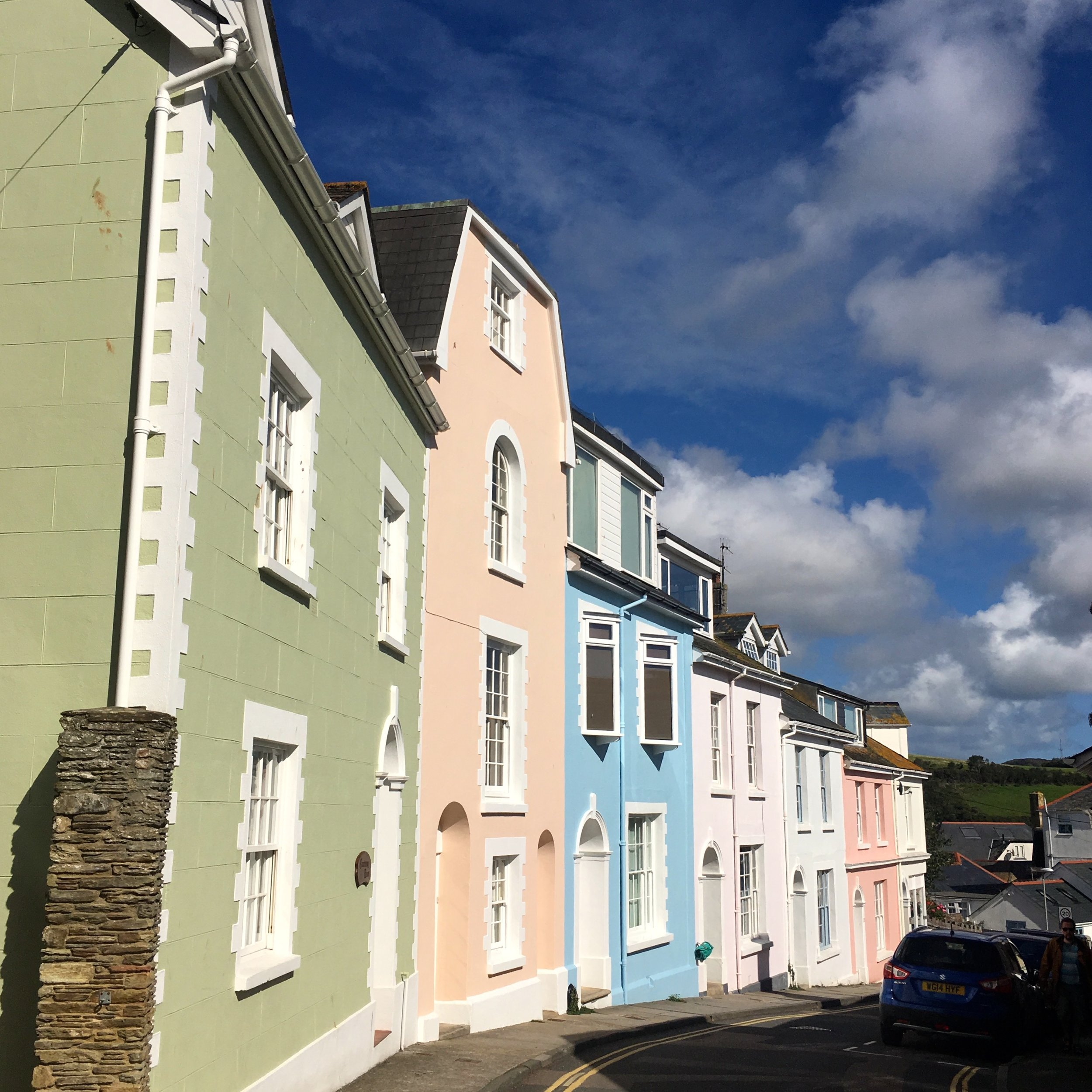 Salcombe properties