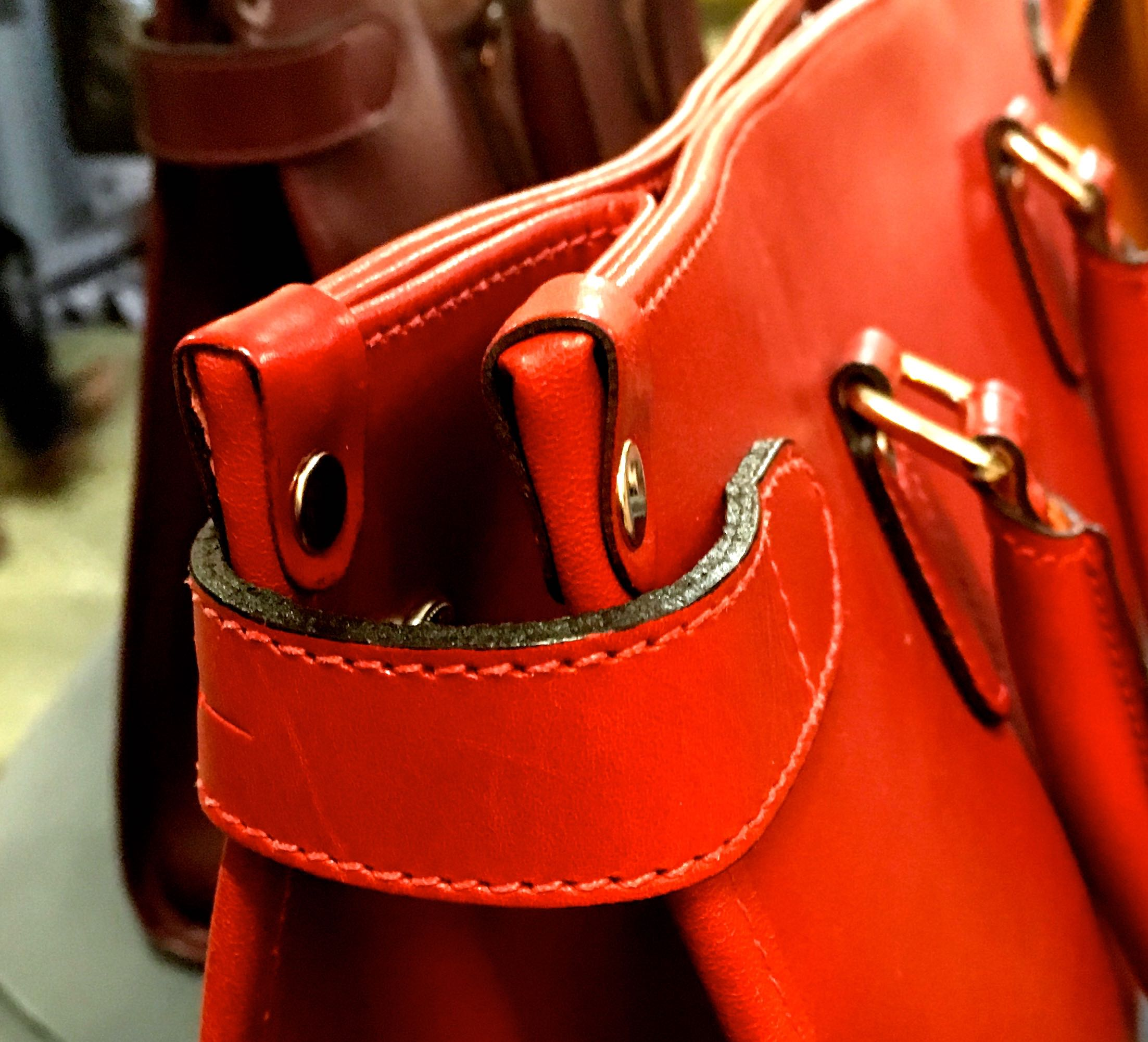 DETAILS OF THE KIMBOLTON TOTE