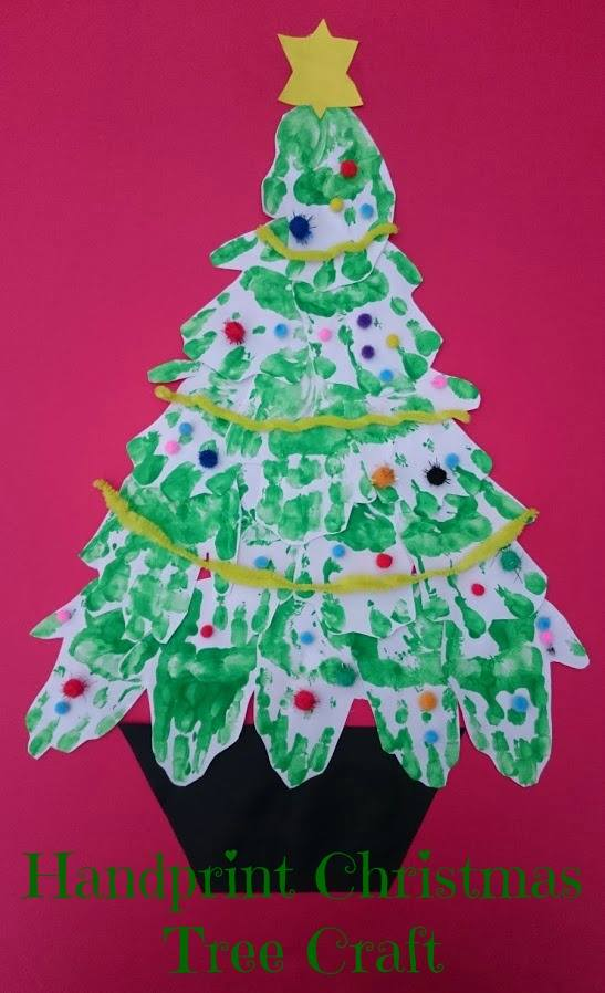 Fun and easy Christmas crafts for children