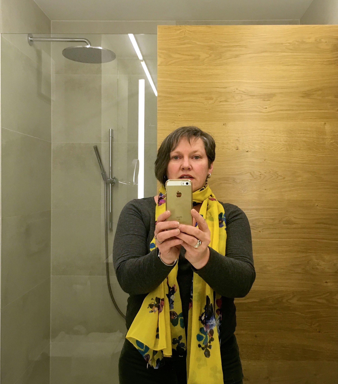 as you know I can't resist a bathroom, especially a hotel bathroom
