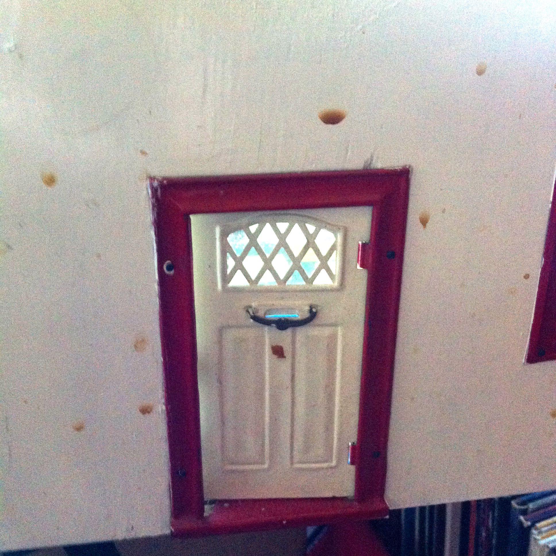 AND FRONT DOOR