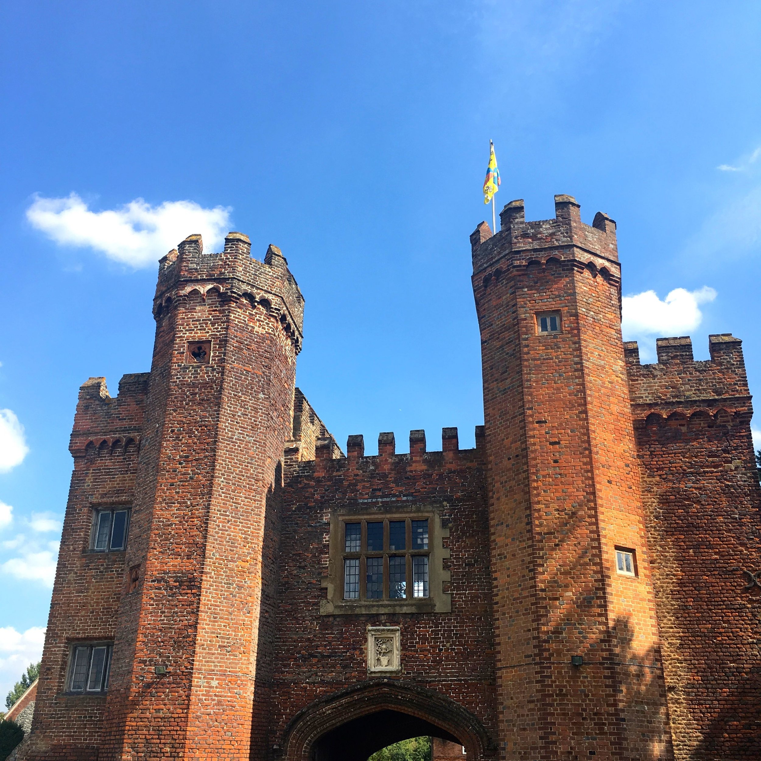 LULLINGSTONE CASTLE