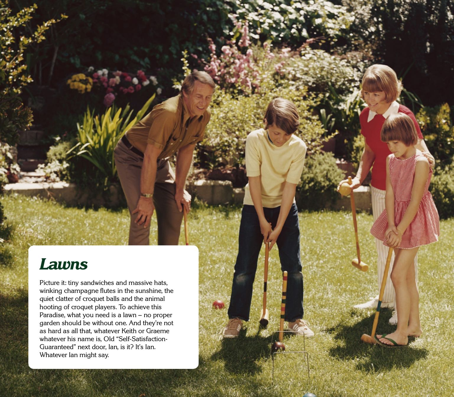 Photo credit: The Extremely Busy and Important Person's Guide to Gardening