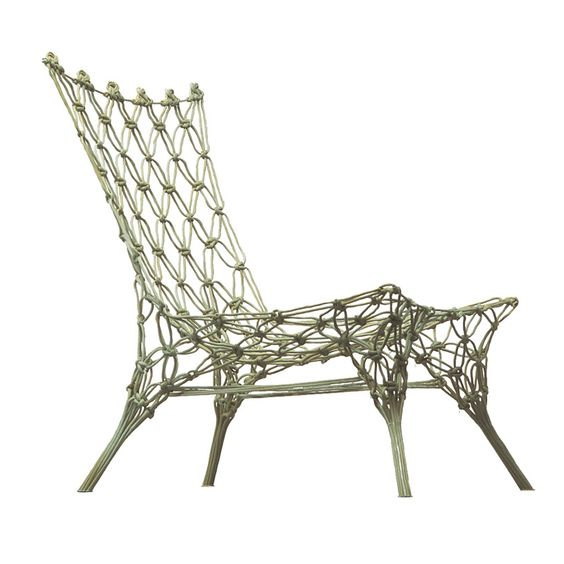 BOTANICALS: CAPPELLINI KNOTTED CHAIR