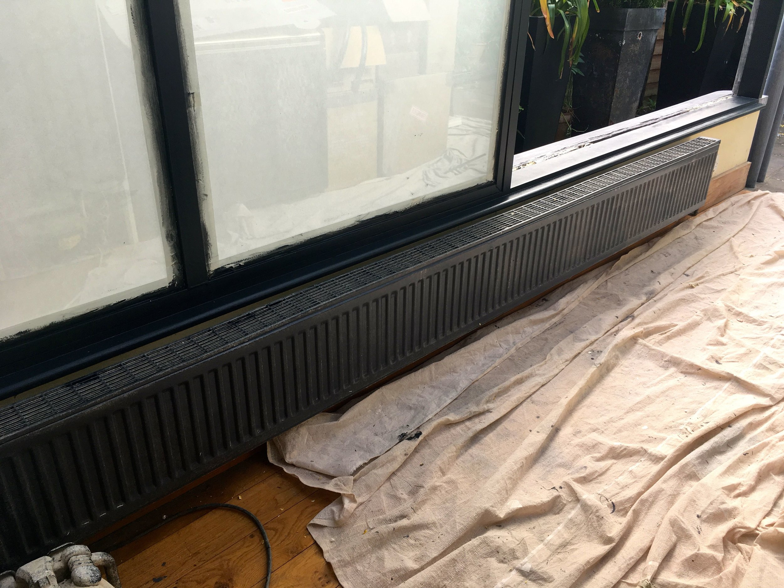 GIVING THE RADIATOR A NEW LEASE OF LIFE