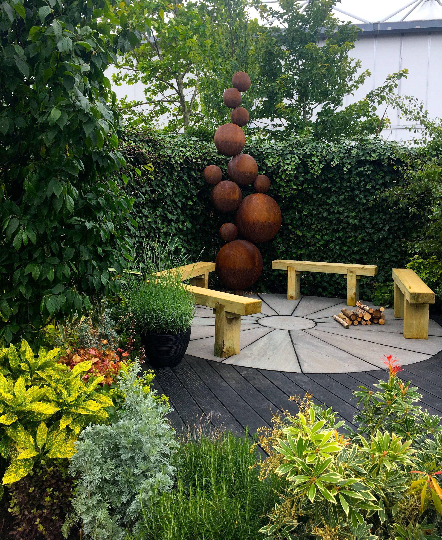 The Round Garden at Gardener's World Live