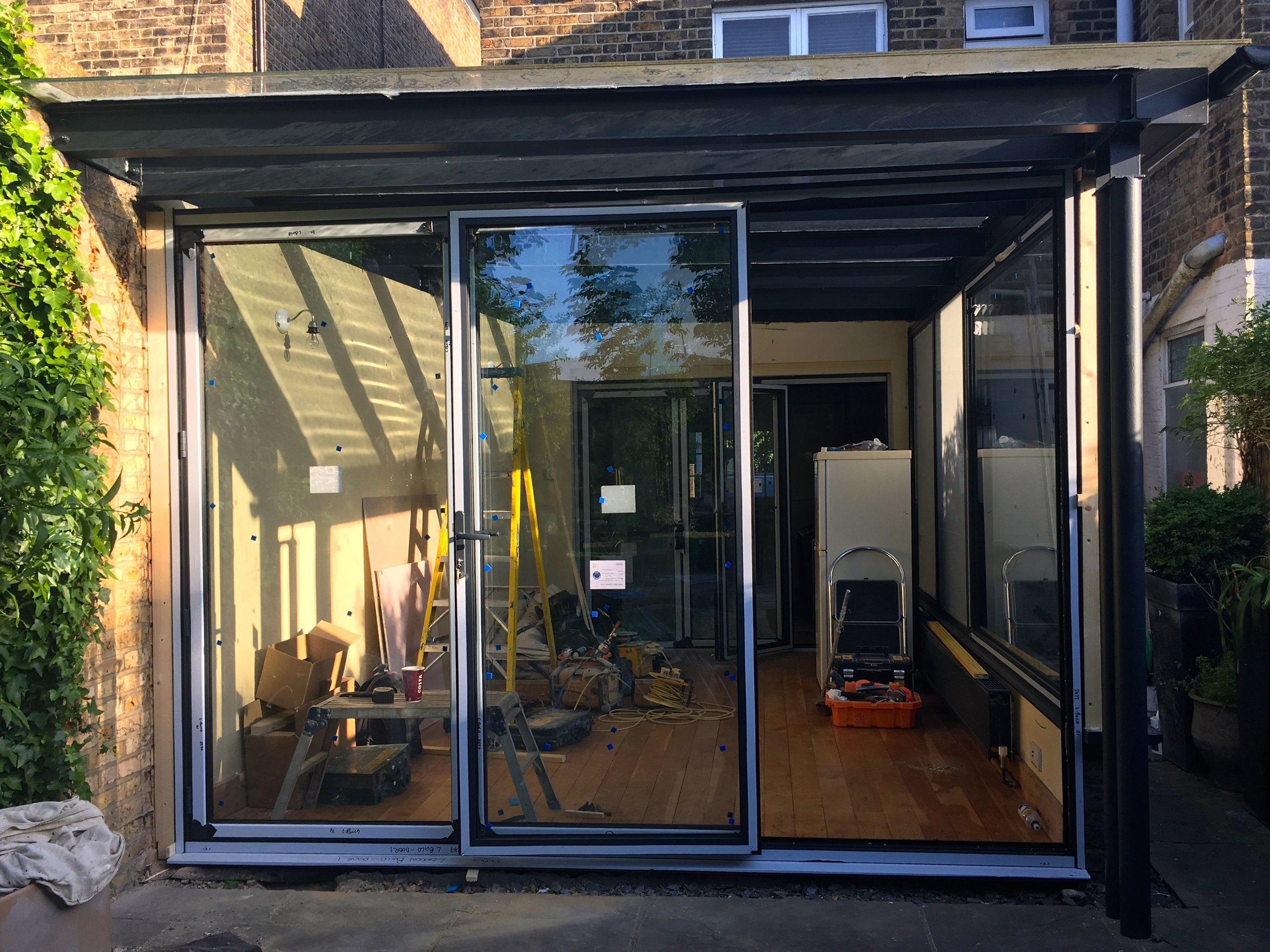 External doors again - yay