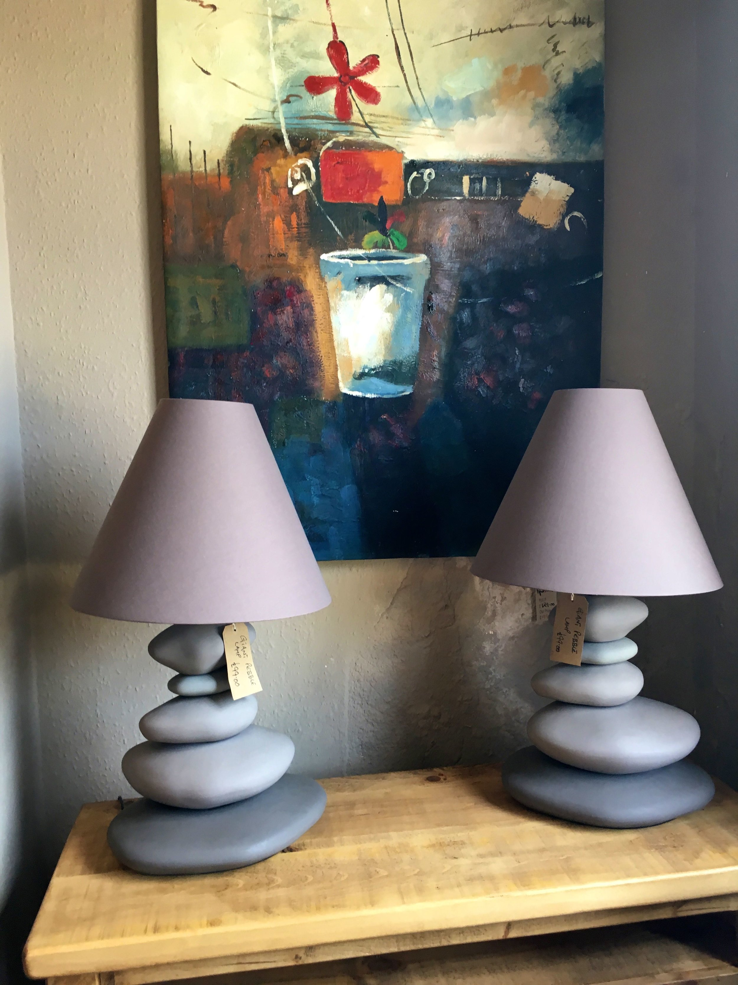 How about these lamp bases?