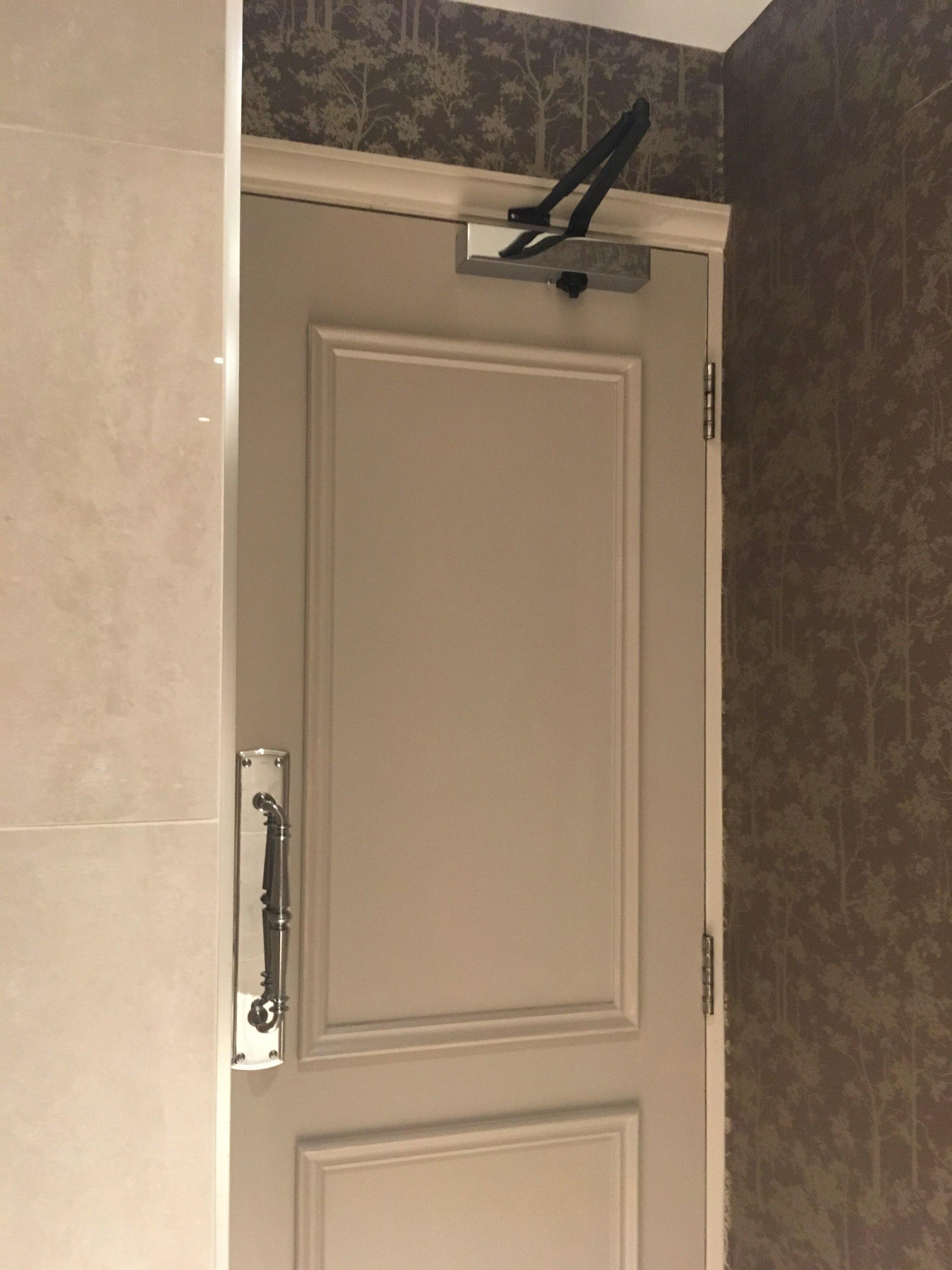 The smallest door