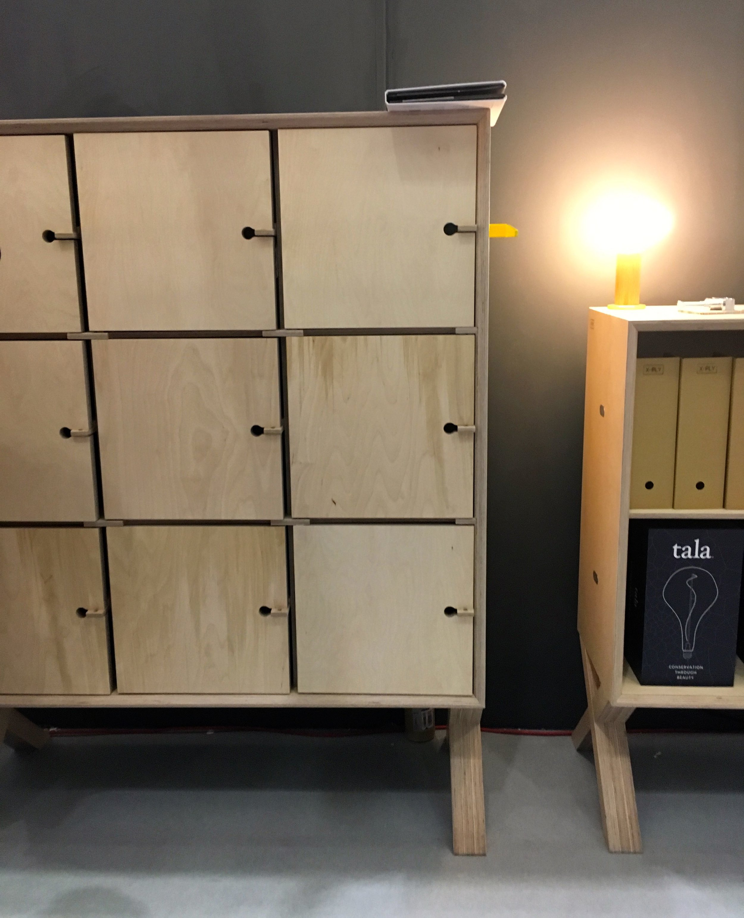 x-ply lockers sustainable storage