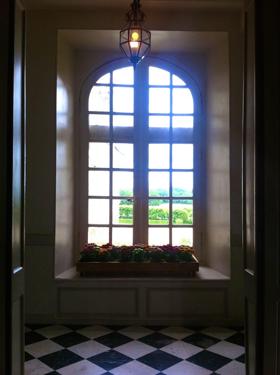 A window in Villandry