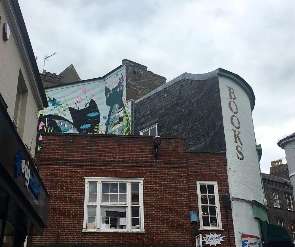 Murals in Norwich