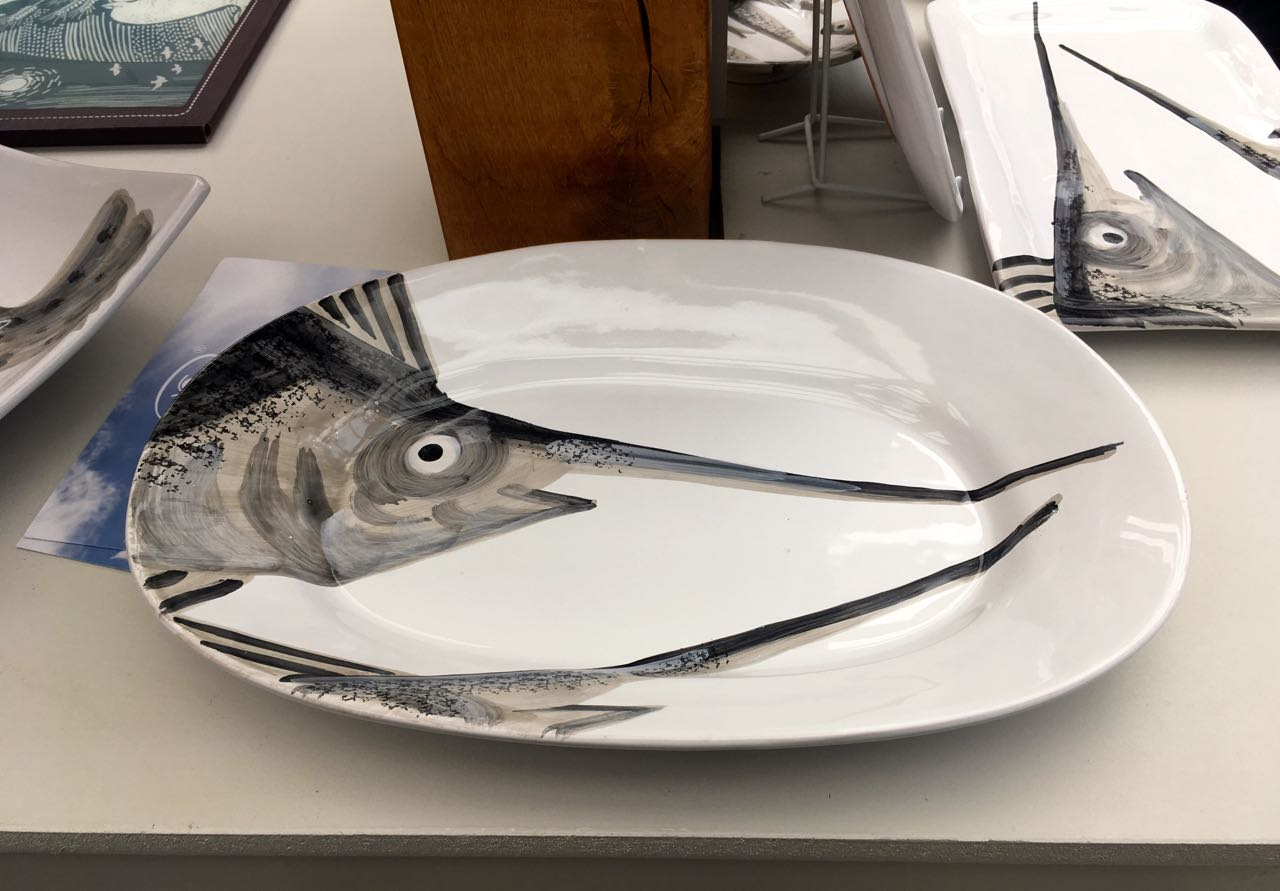 Fish plates in Uttings of Burnham