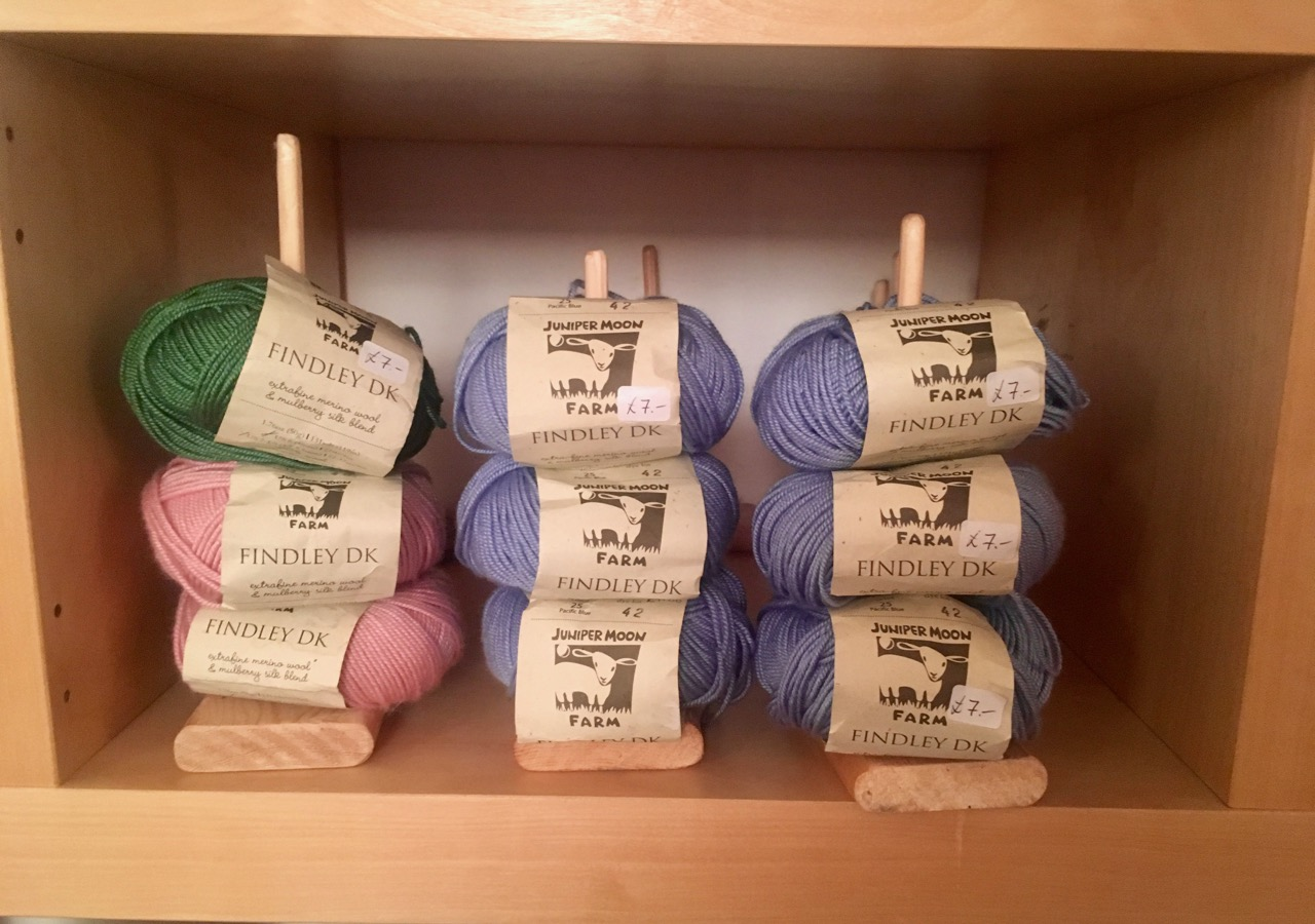 just some of the yarn at yarnorama