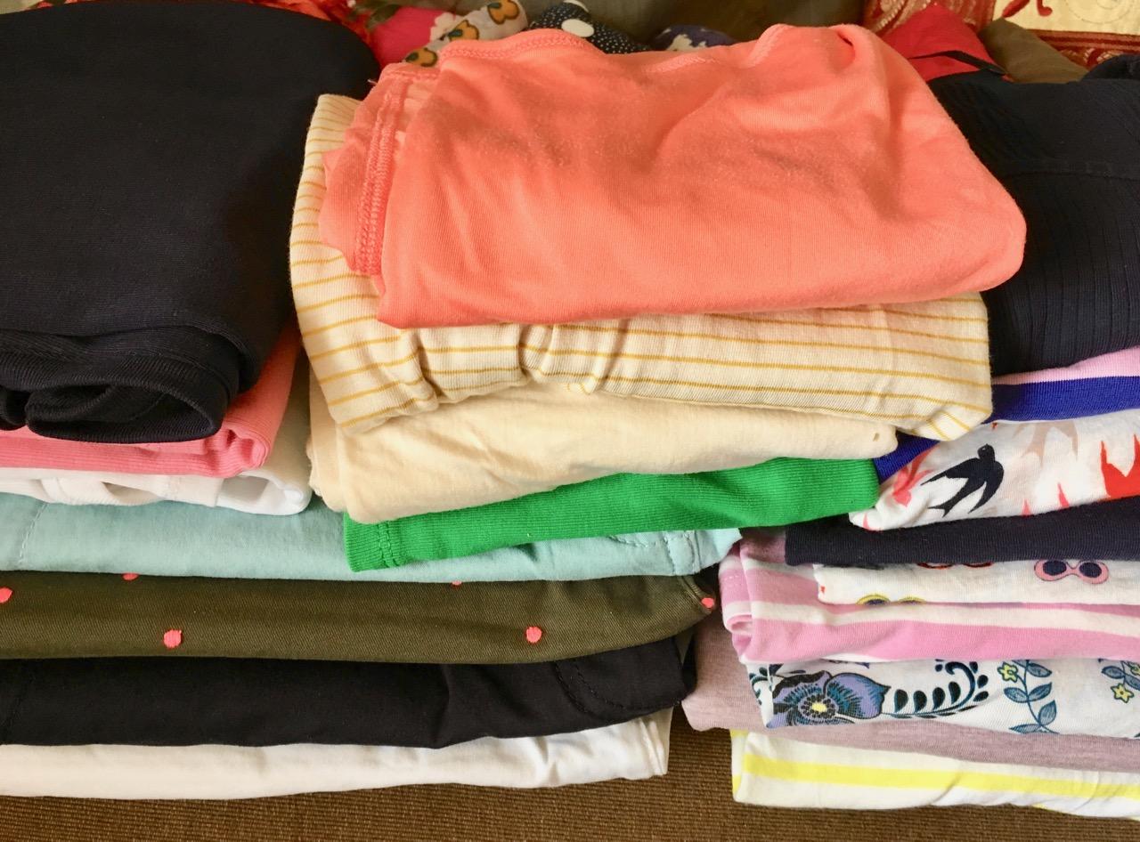 Planning my holiday wardrobe