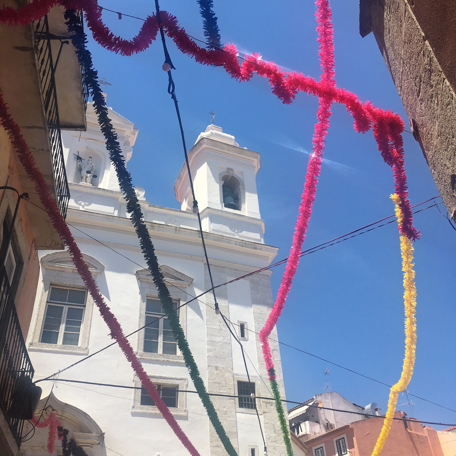 IN THE ALFAMA DISTRICT