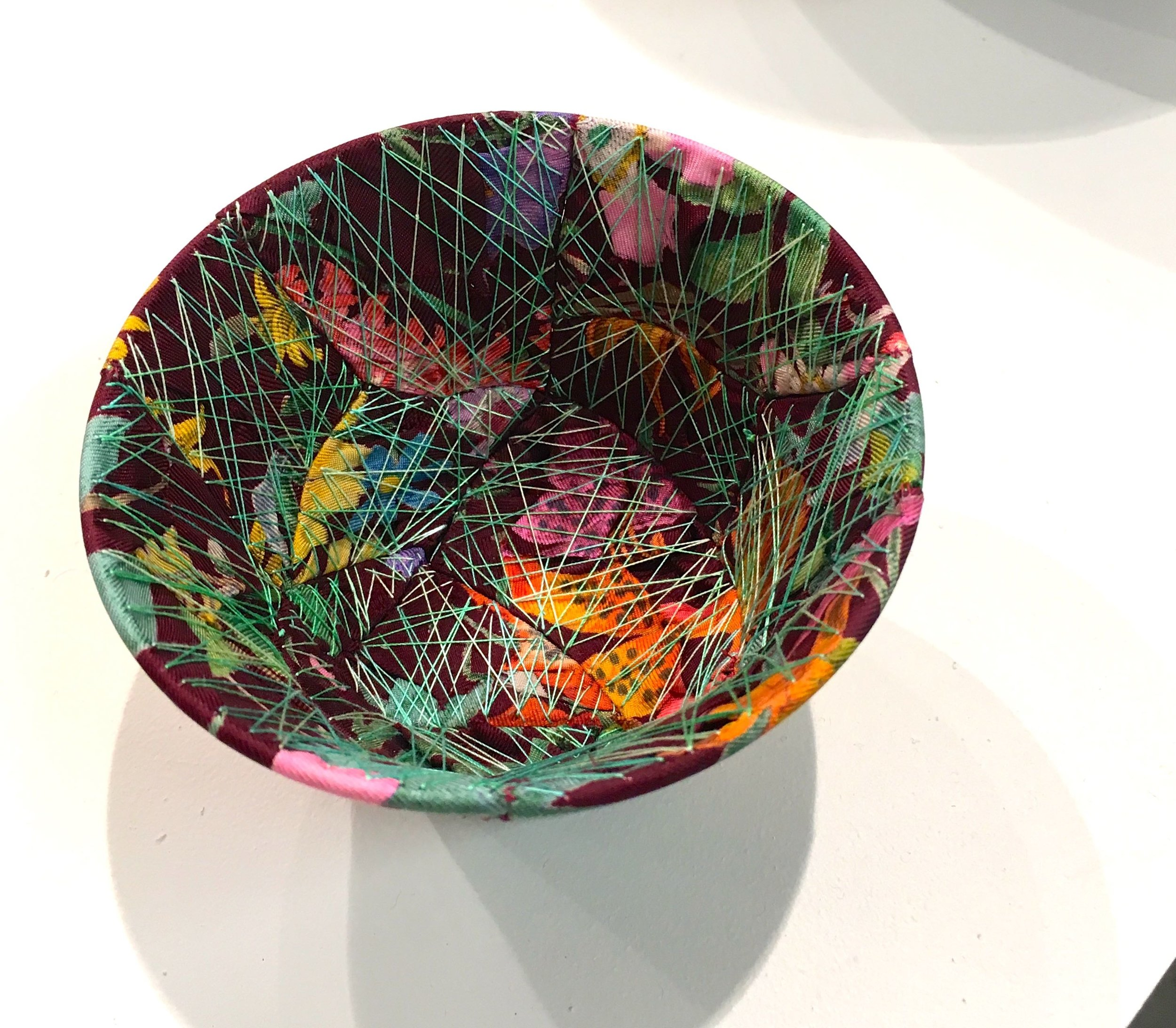An exquisitely created and decorative bowl