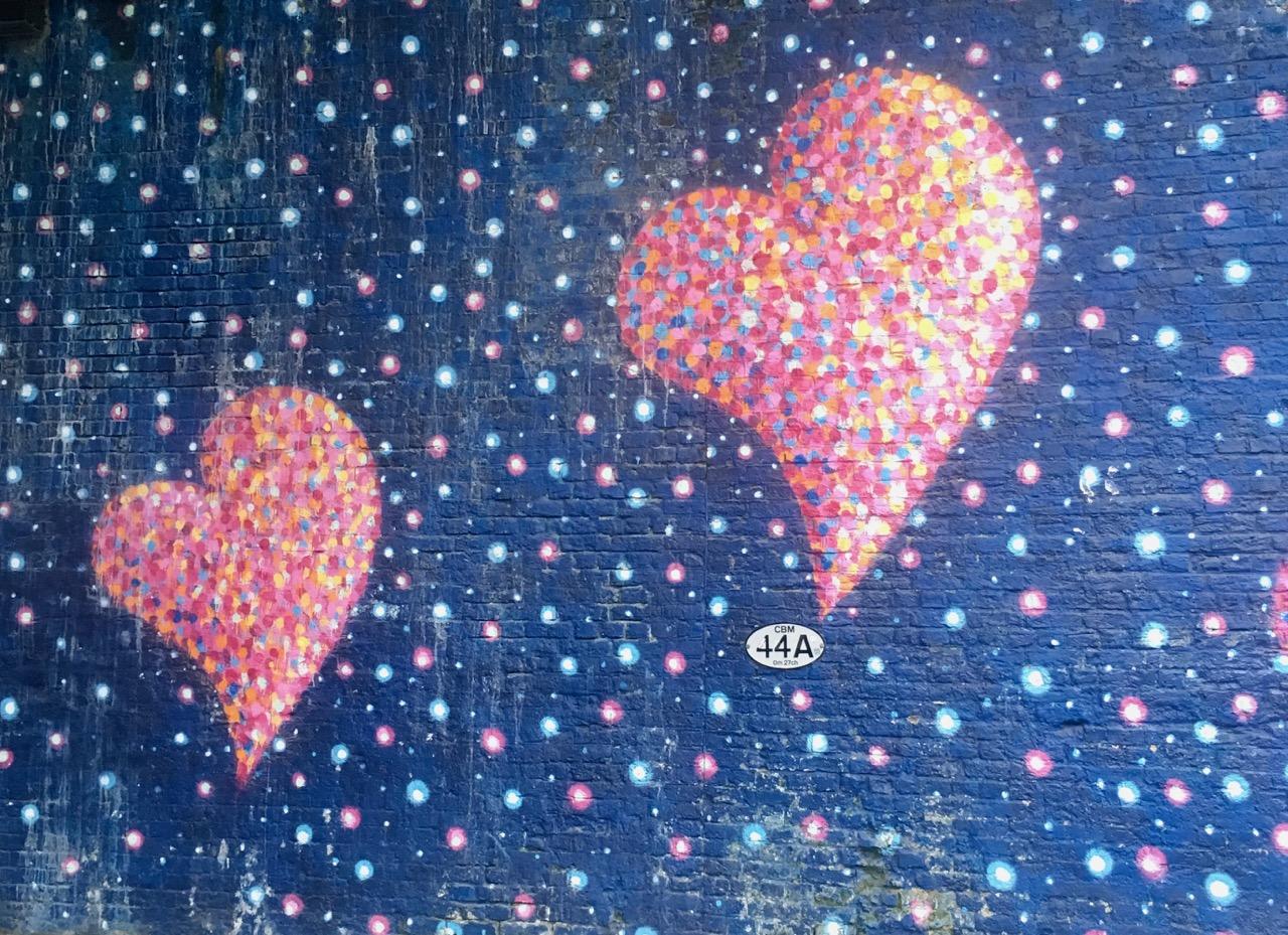 hearts at Borough Market