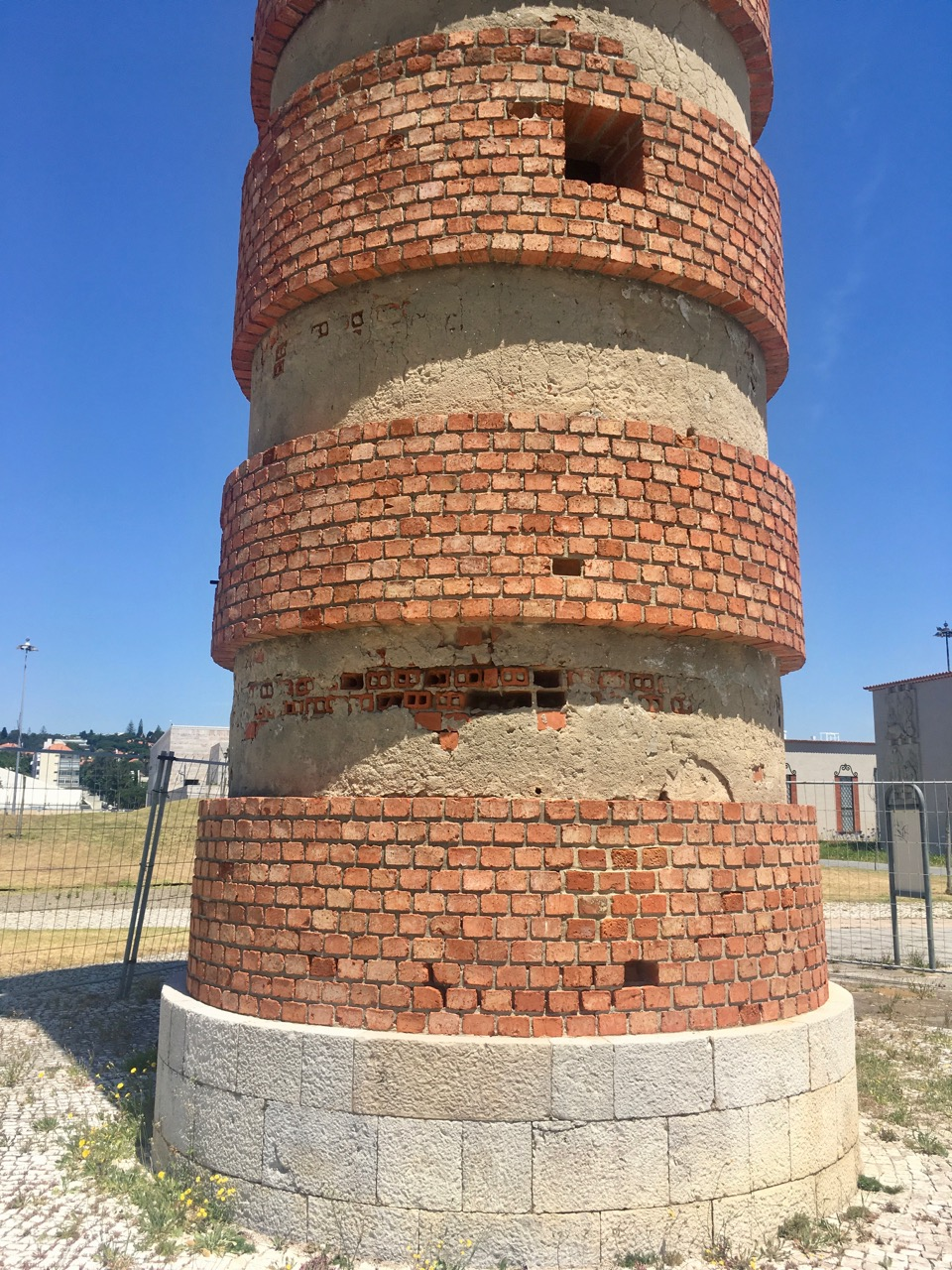 A closer look at the brickwork