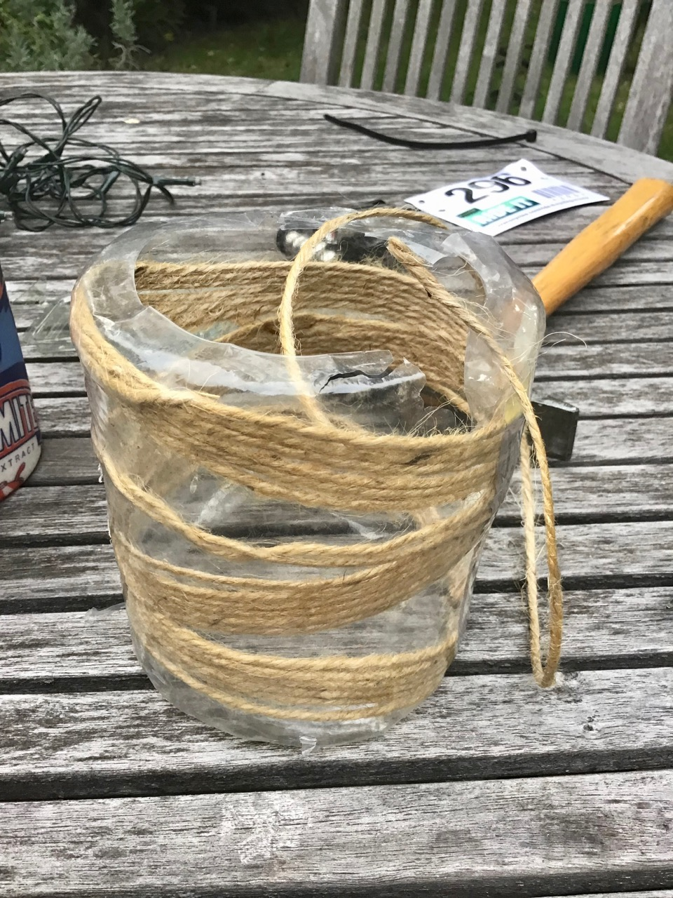 twine - my garden accessory of the month
