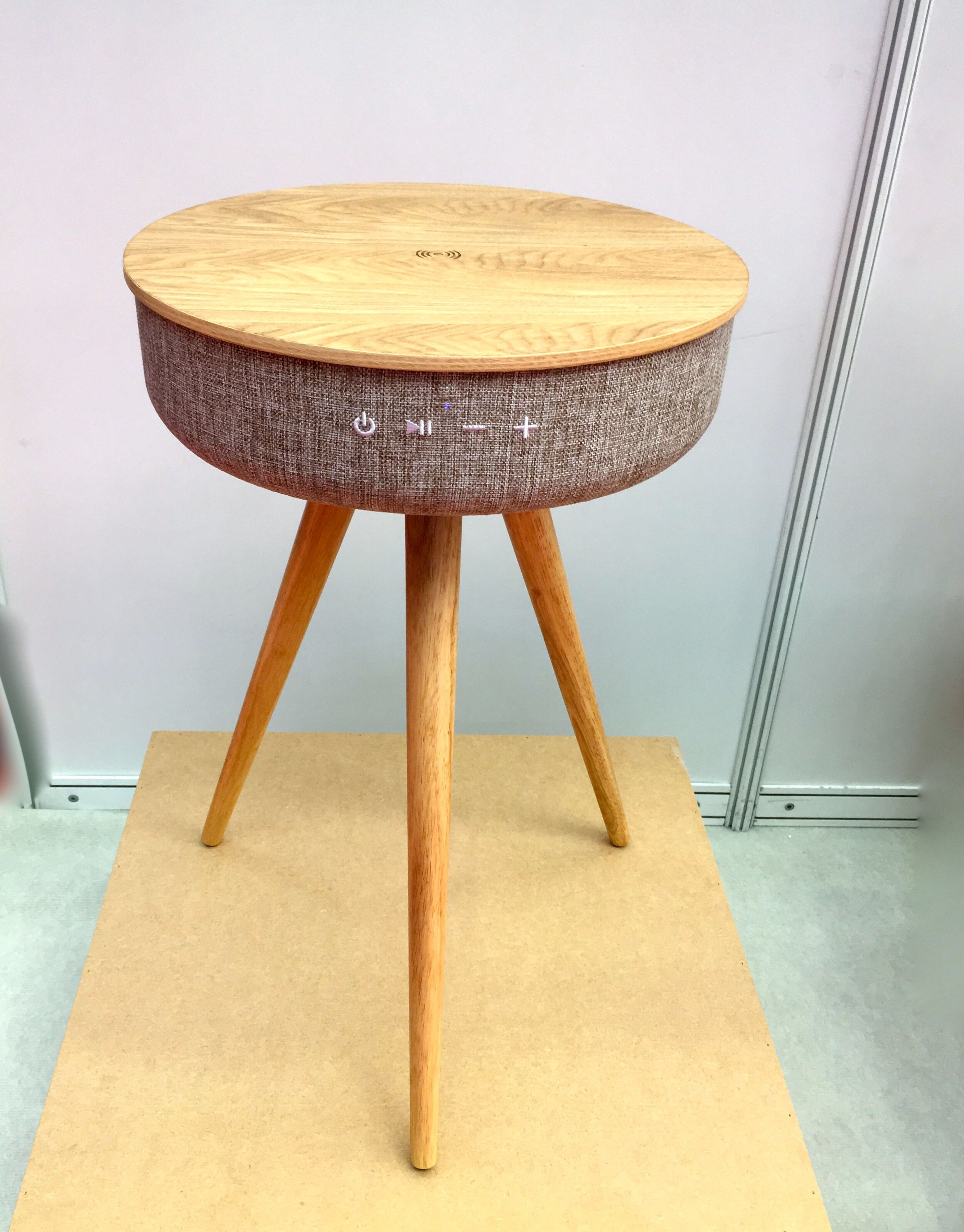 A stool or side table