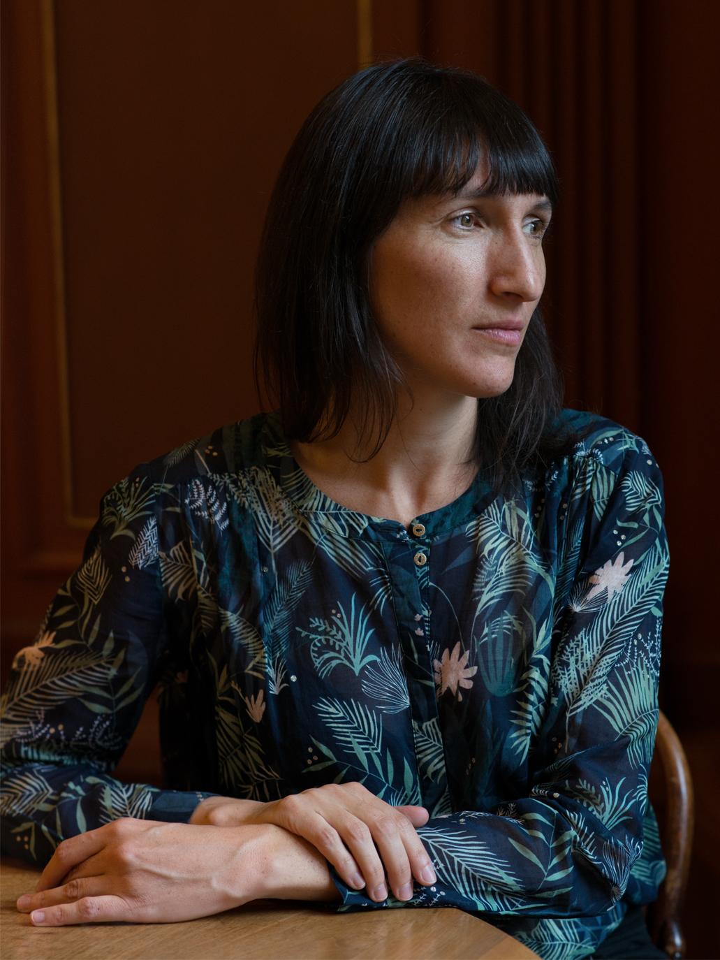 Catherine Meurisse, 2016