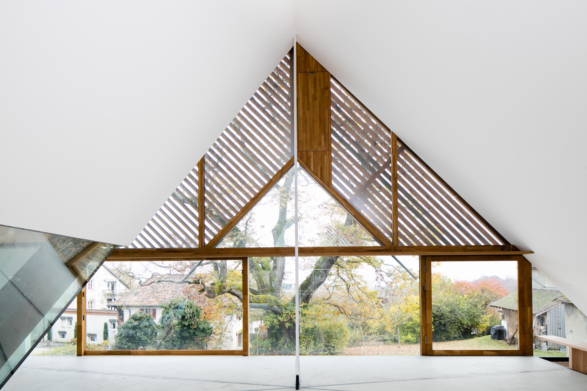 Chigny - Villa  Dieter Dietz Studio