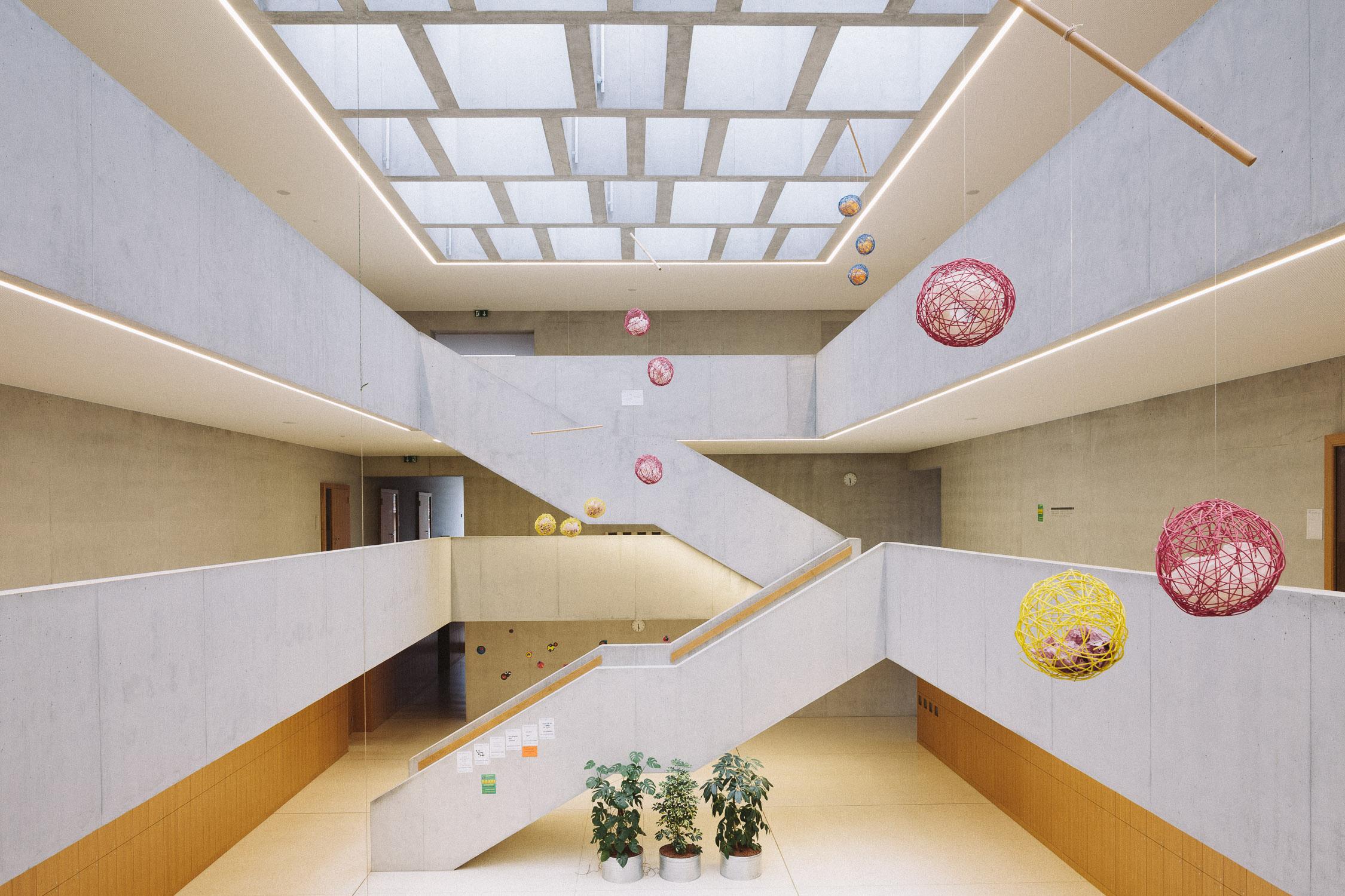 Collège du Léman  Esposito Javet architectes
