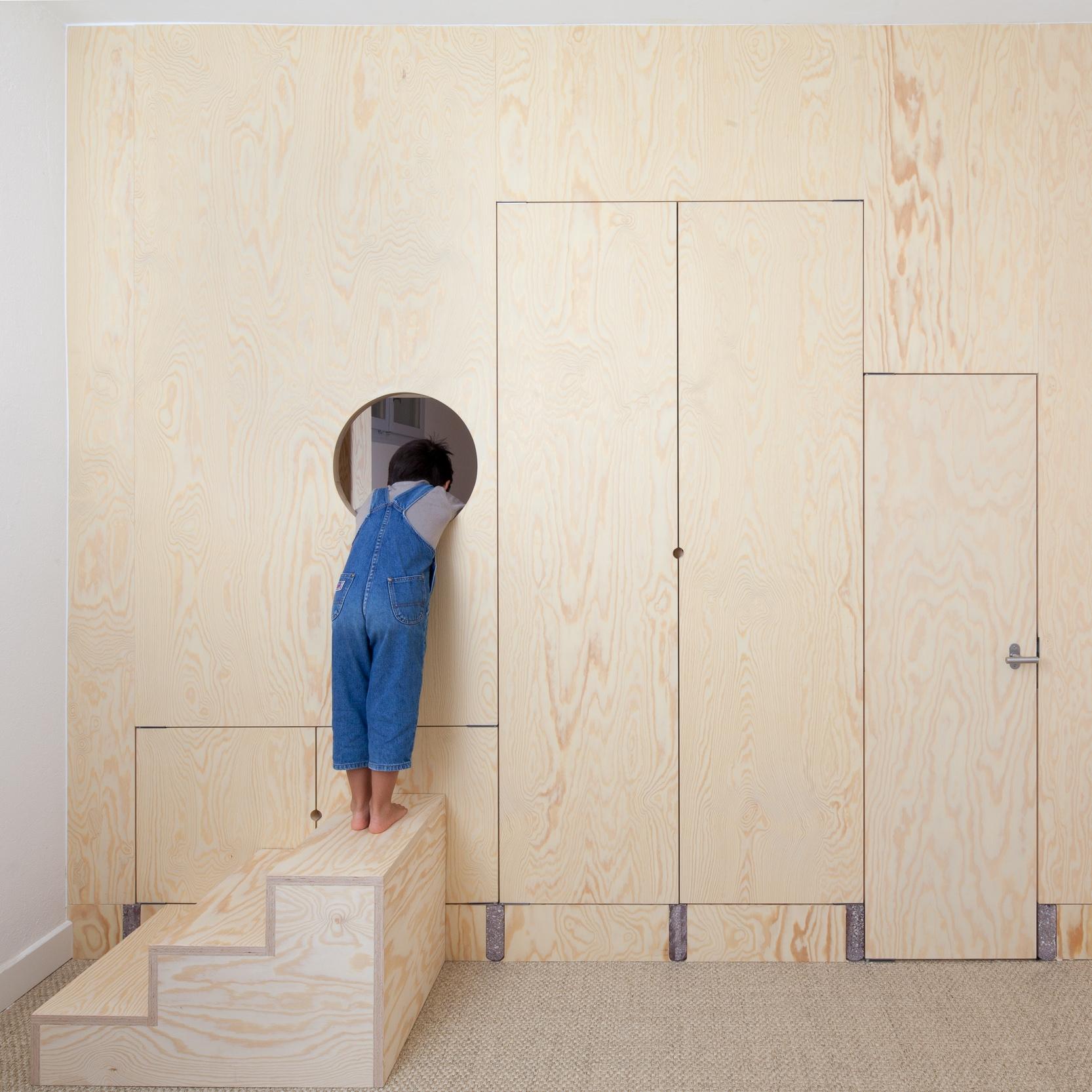 Veyrier - Aménagement intérieur  Aurélie Monet Kasisi