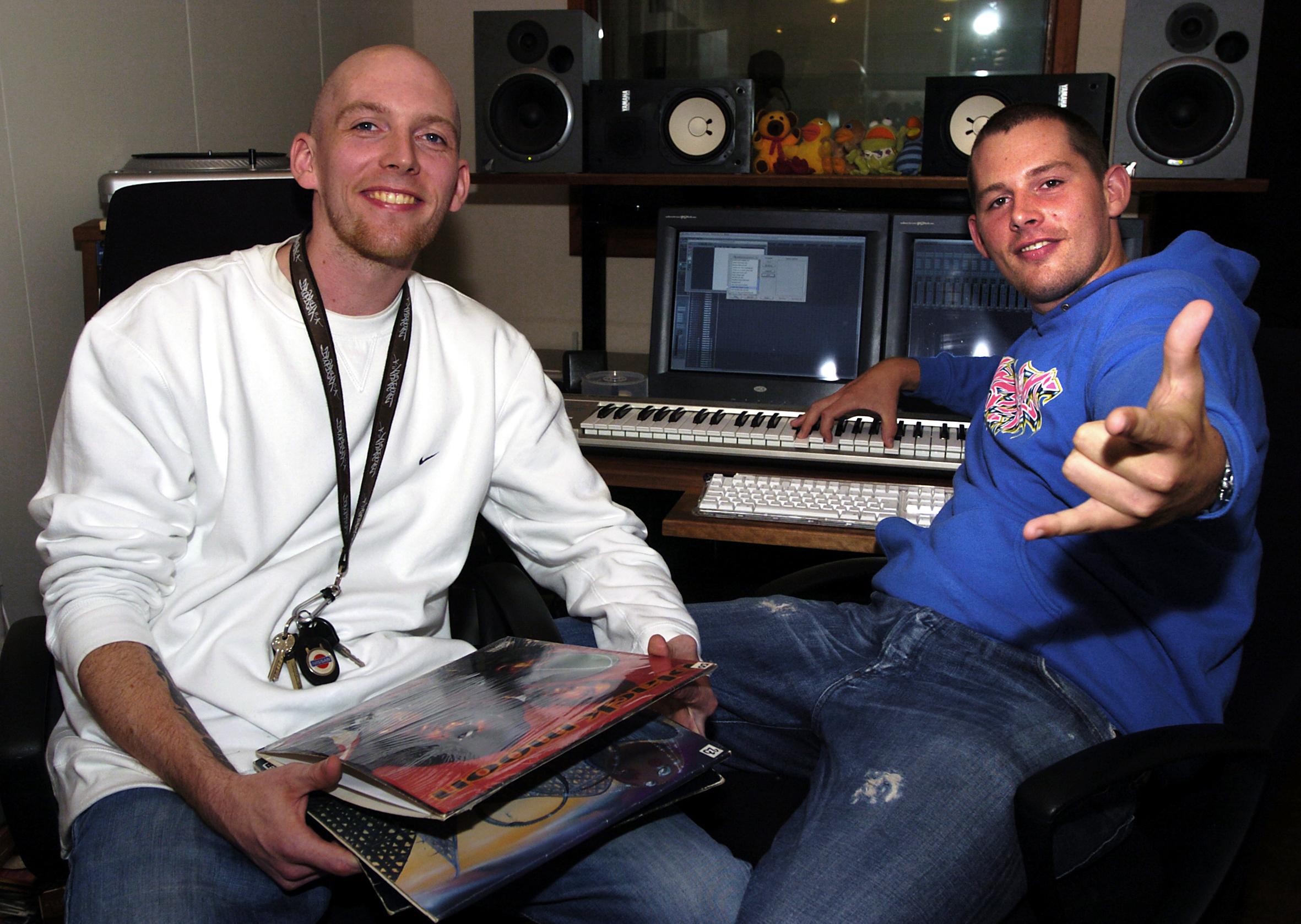 Rasmus Seebach og Nicolai Seebach